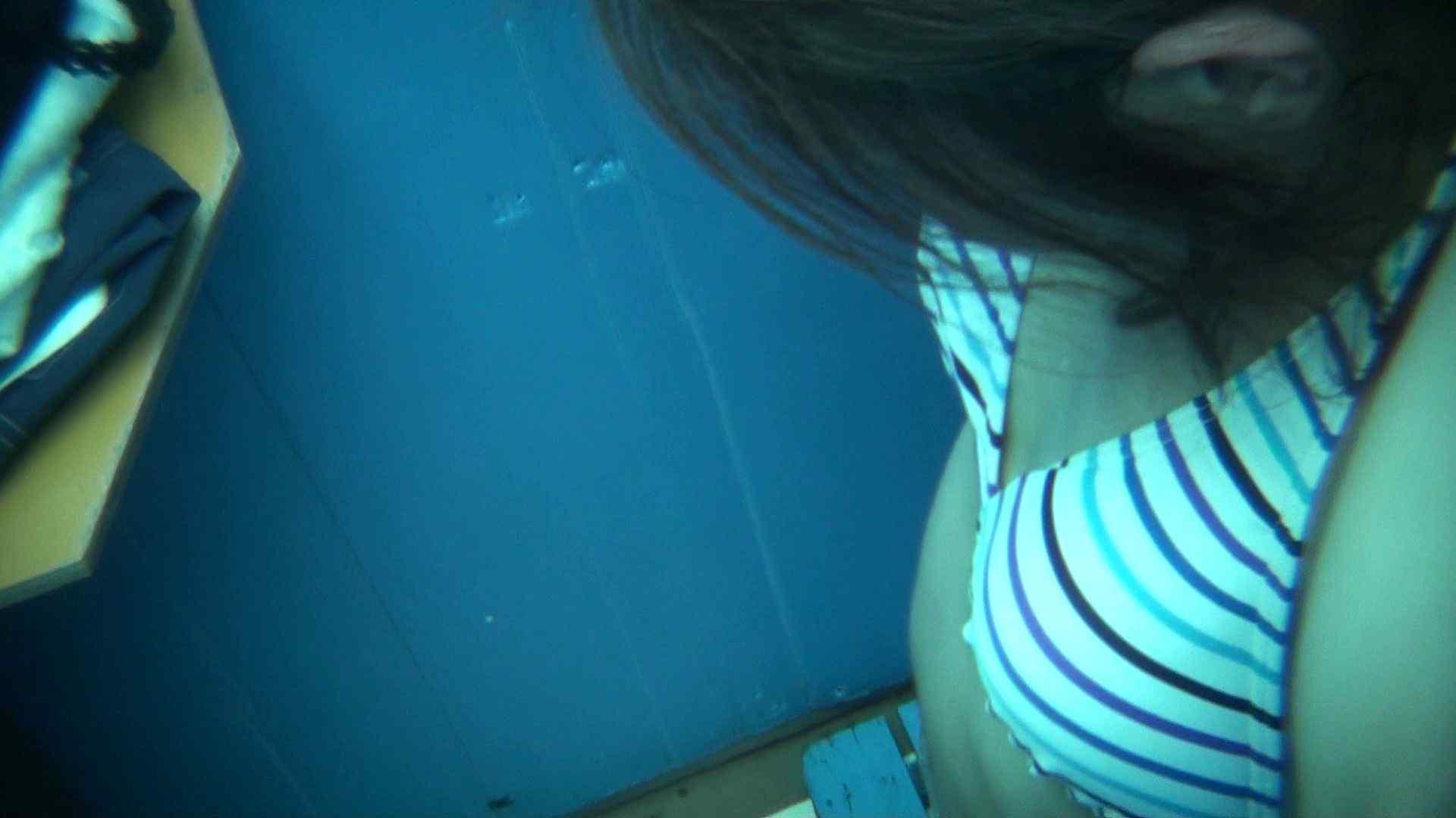 シャワールームは超!!危険な香りVol.27 乳首は一瞬貧乳姉さん シャワー SEX無修正画像 103pic 14