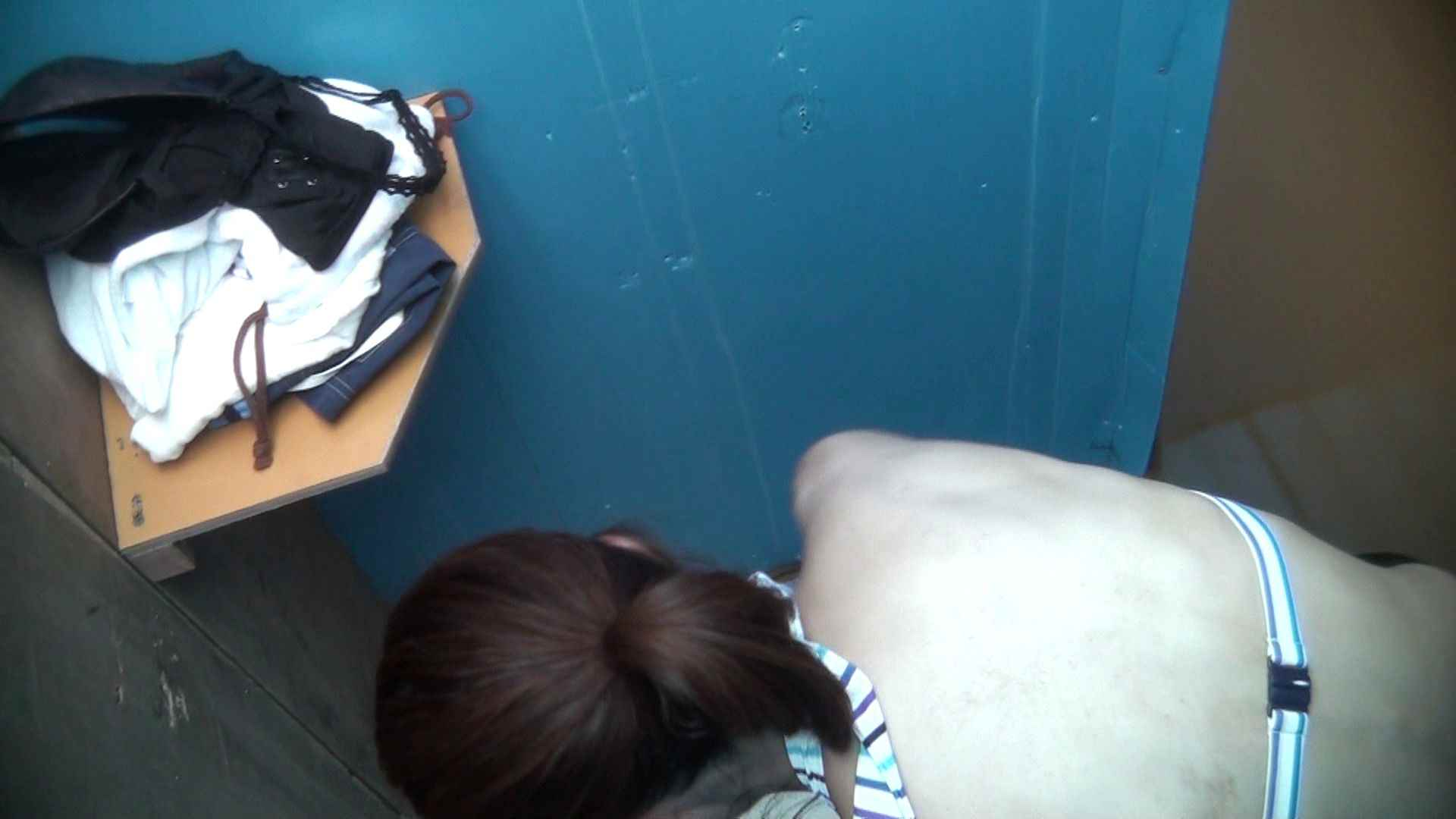 シャワールームは超!!危険な香りVol.27 乳首は一瞬貧乳姉さん 乳首 えろ無修正画像 103pic 83