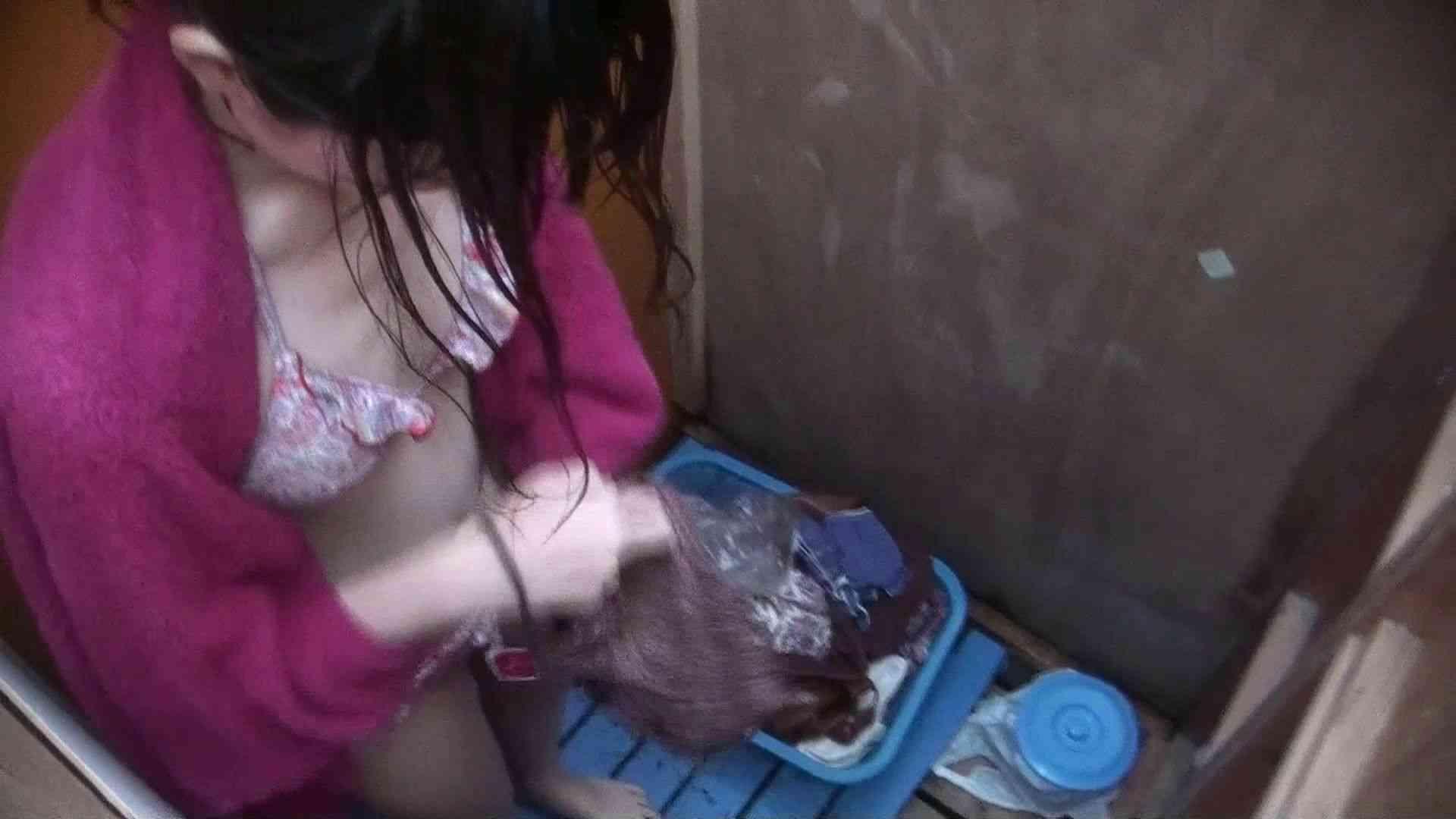 シャワールームは超!!危険な香りVol.29 こっちを向いて欲しい貧乳姉さん 高画質 | シャワー  78pic 1