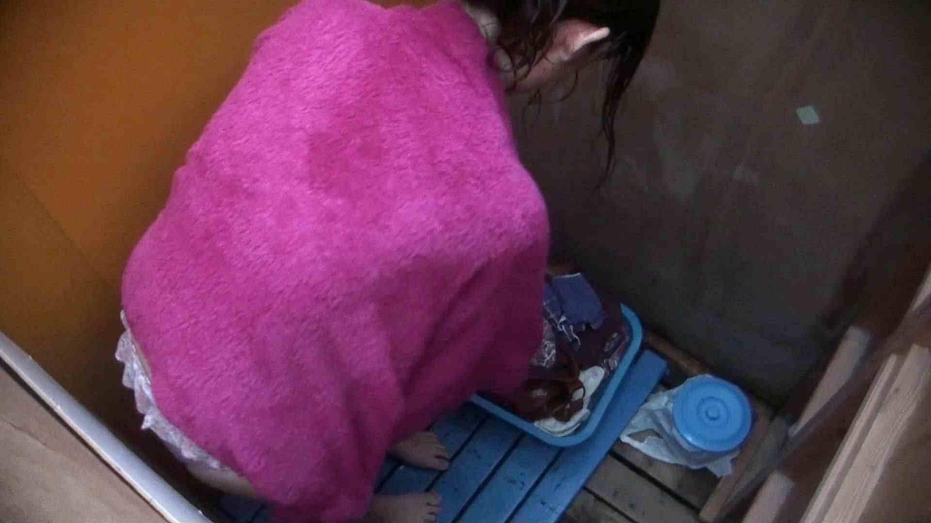 シャワールームは超!!危険な香りVol.29 こっちを向いて欲しい貧乳姉さん 美しいOLの裸体 SEX無修正画像 78pic 6