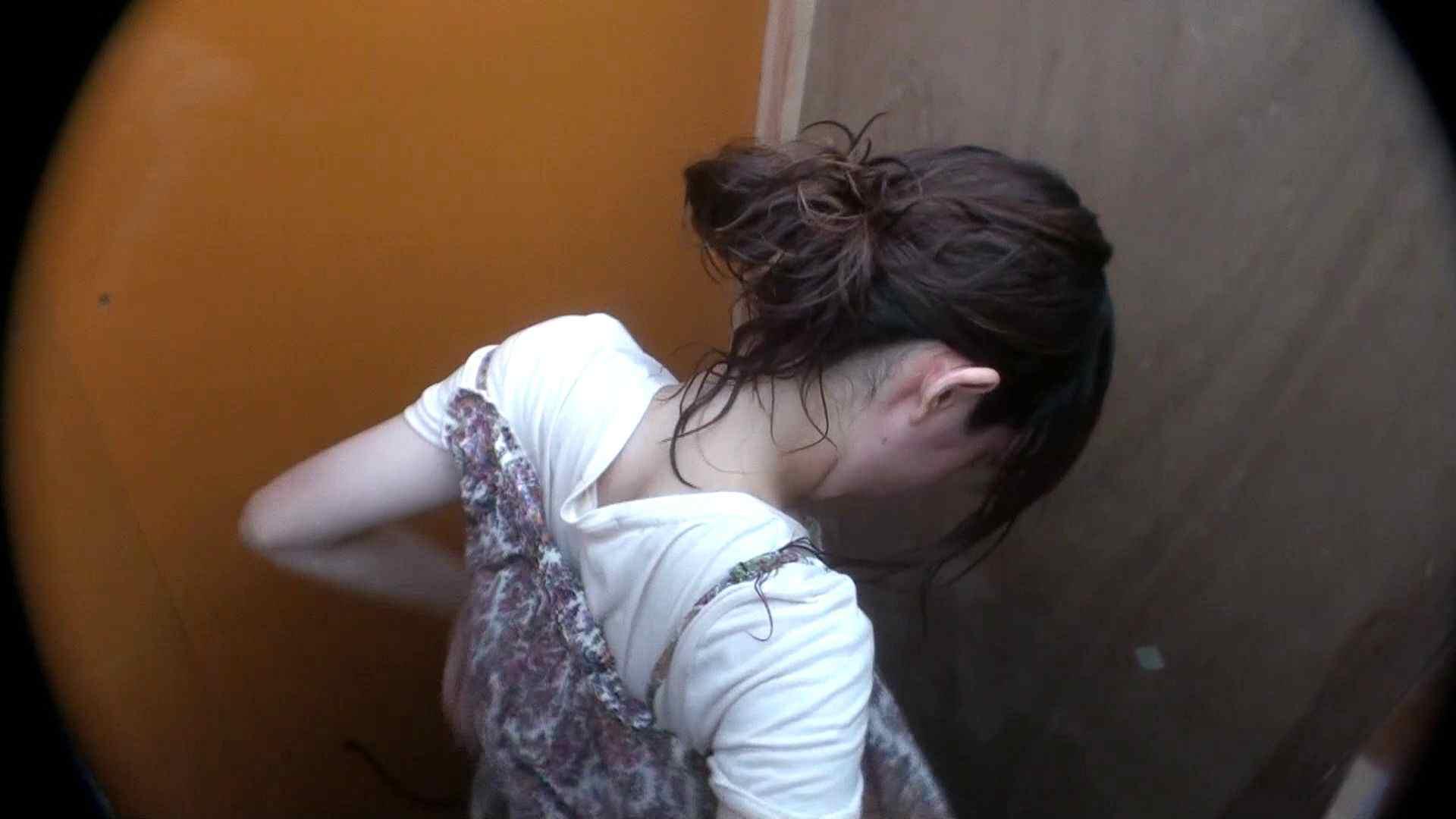 シャワールームは超!!危険な香りVol.29 こっちを向いて欲しい貧乳姉さん 美しいOLの裸体 SEX無修正画像 78pic 18