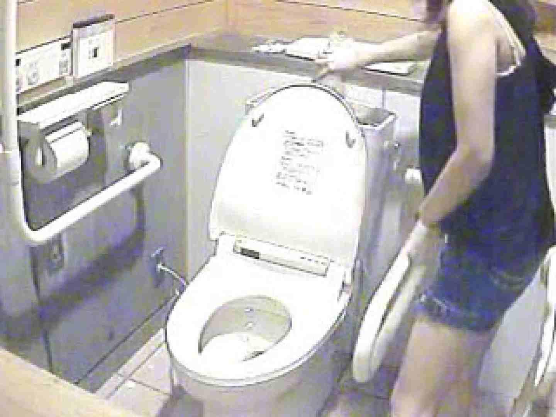 水着ギャル洋式洗面所 Vol.1 排泄隠し撮り のぞき動画画像 83pic 10