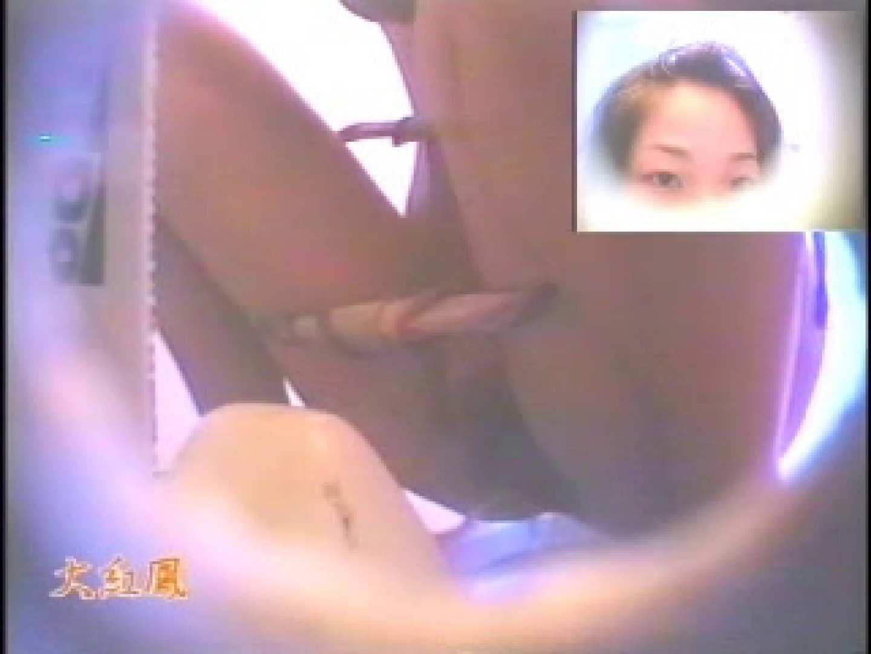完全保存版!二点盗撮!  海の家和式洗面所DKU-③ 洗面所突入 SEX無修正画像 99pic 76