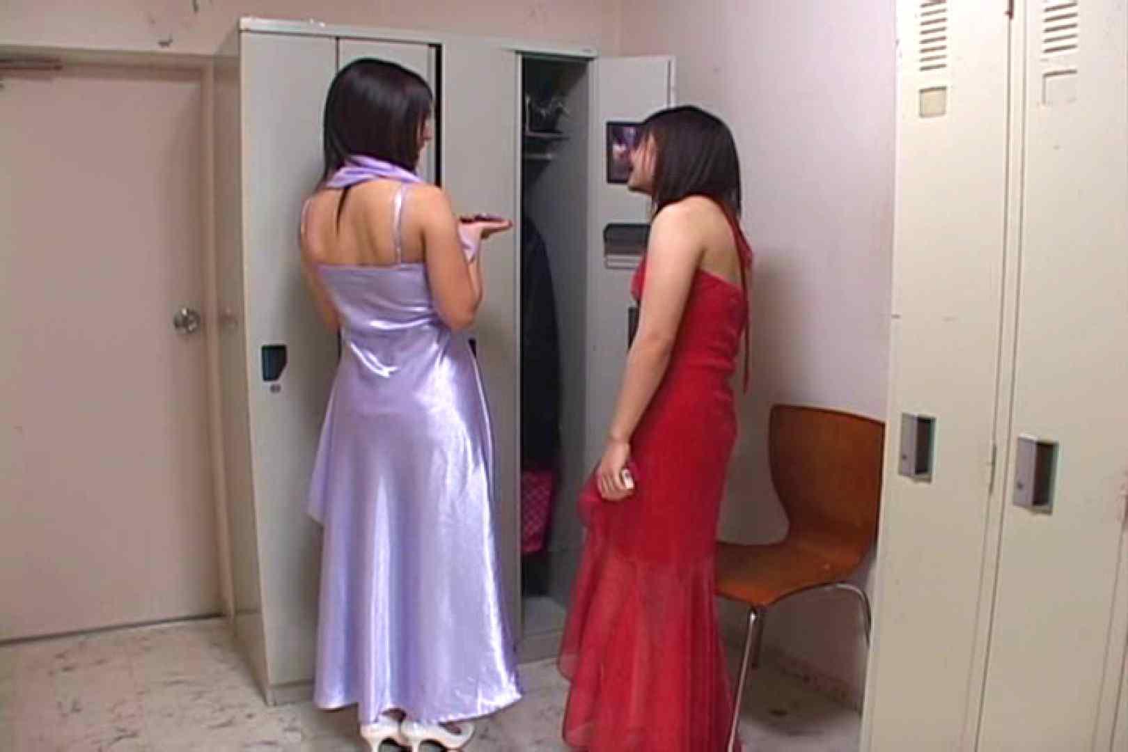 キャバ嬢舞台裏Vol.6 キャバ嬢丸裸 のぞき動画画像 96pic 51