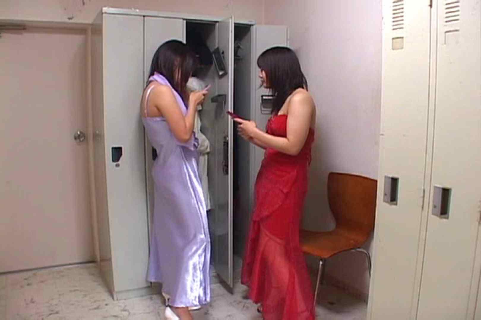 キャバ嬢舞台裏Vol.6 キャバ嬢丸裸 のぞき動画画像 96pic 55