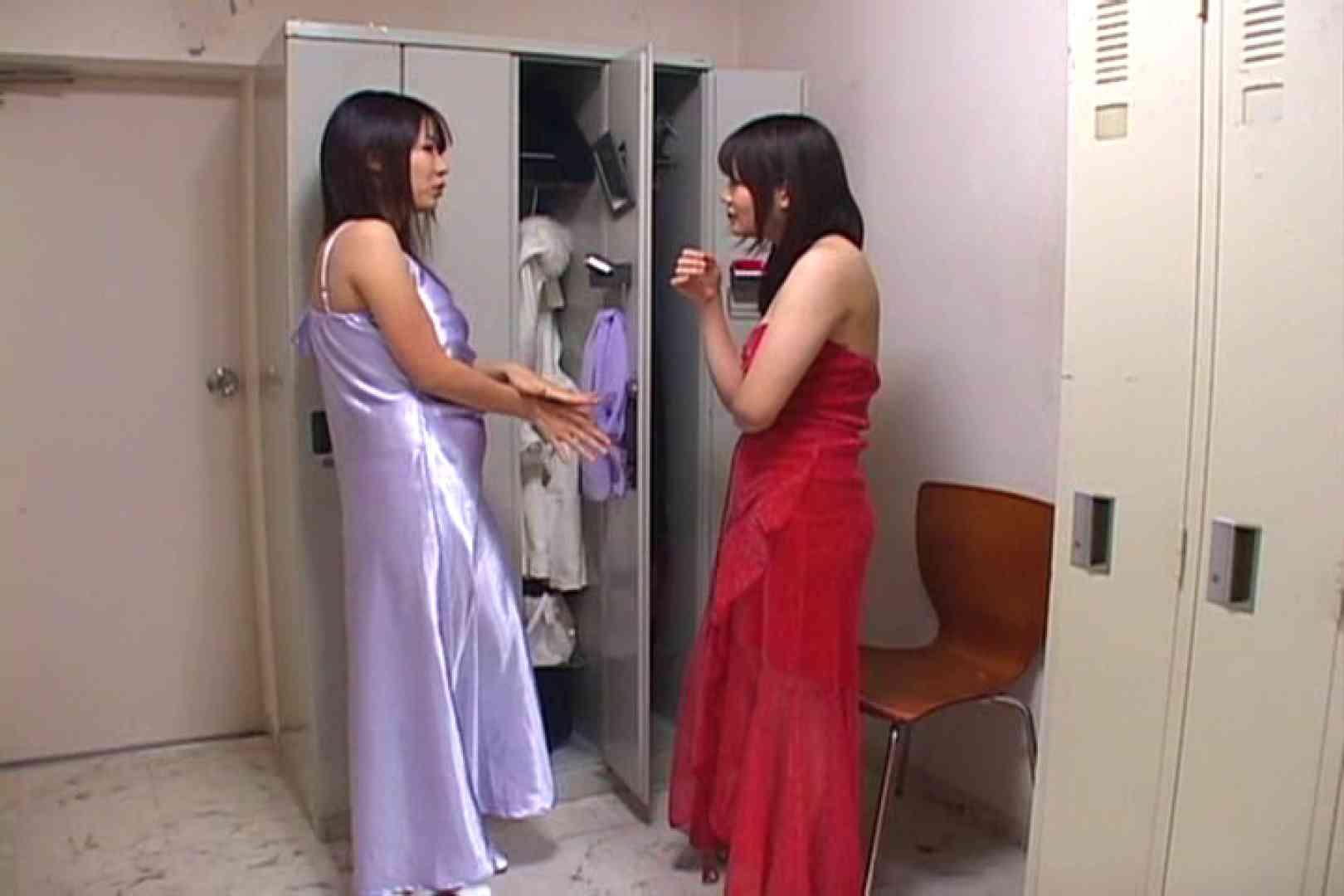 キャバ嬢舞台裏Vol.6 キャバ嬢丸裸 のぞき動画画像 96pic 63