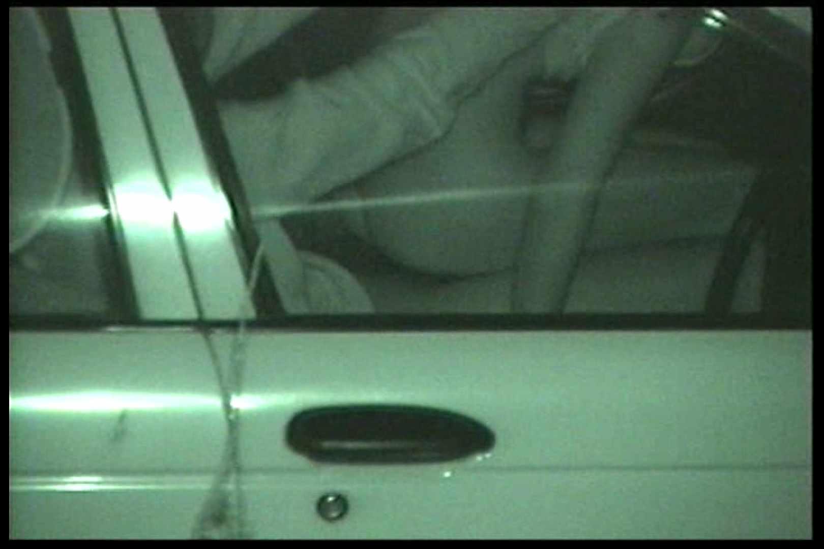 車の中はラブホテル 無修正版  Vol.15 赤外線 性交動画流出 77pic 5