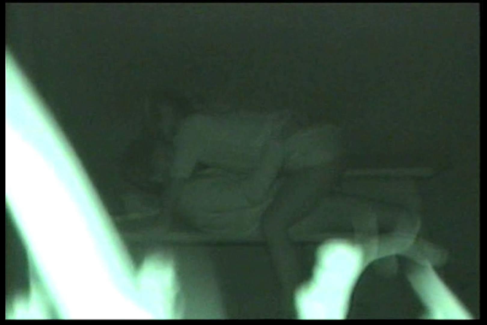 車の中はラブホテル 無修正版  Vol.15 赤外線 性交動画流出 77pic 33