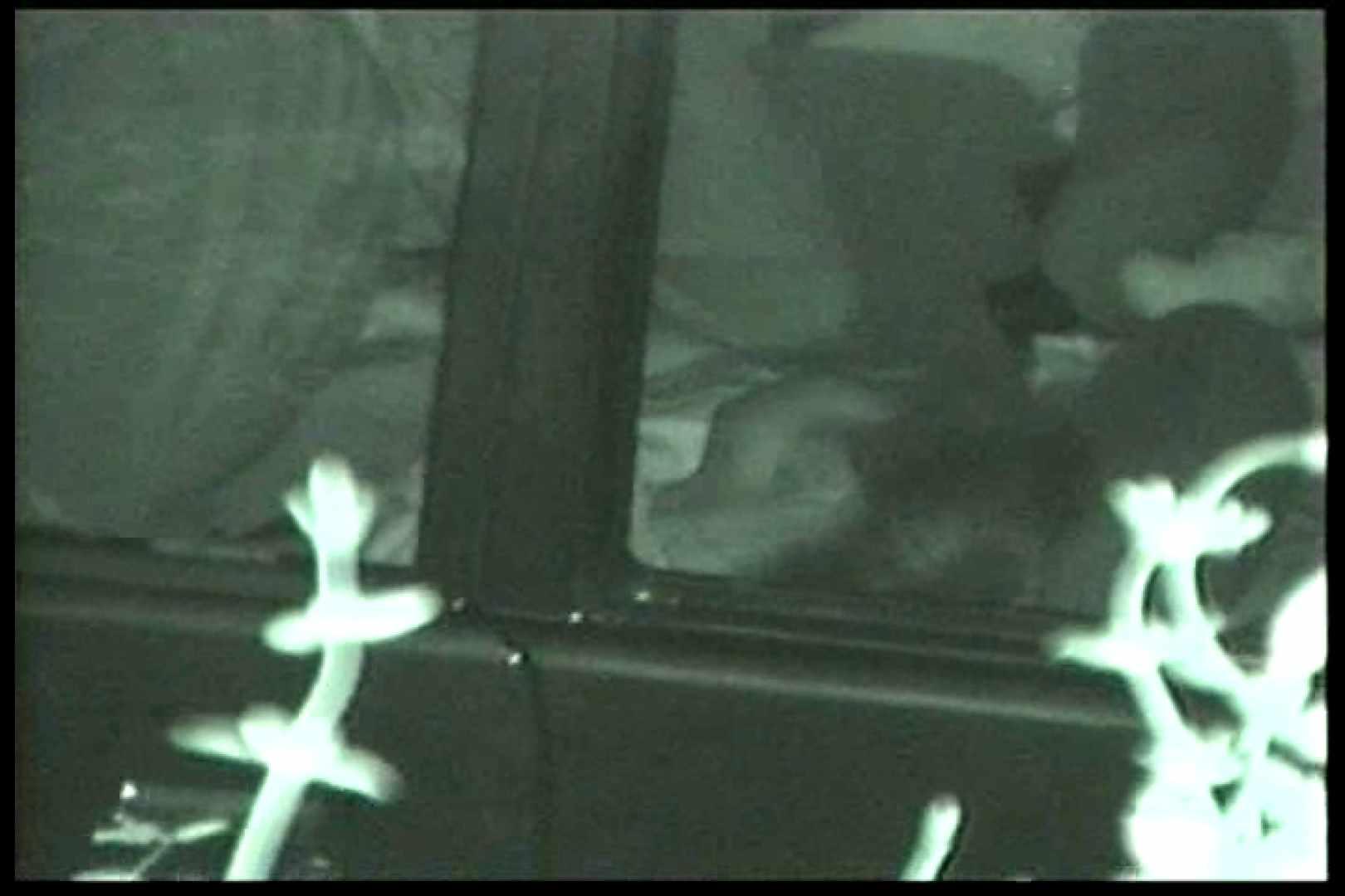 車の中はラブホテル 無修正版  Vol.15 赤外線 性交動画流出 77pic 61