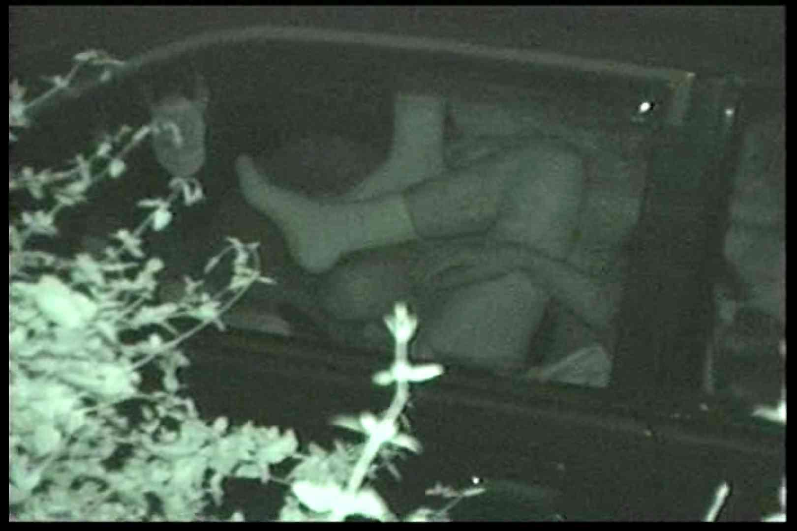 車の中はラブホテル 無修正版  Vol.15 赤外線 性交動画流出 77pic 68