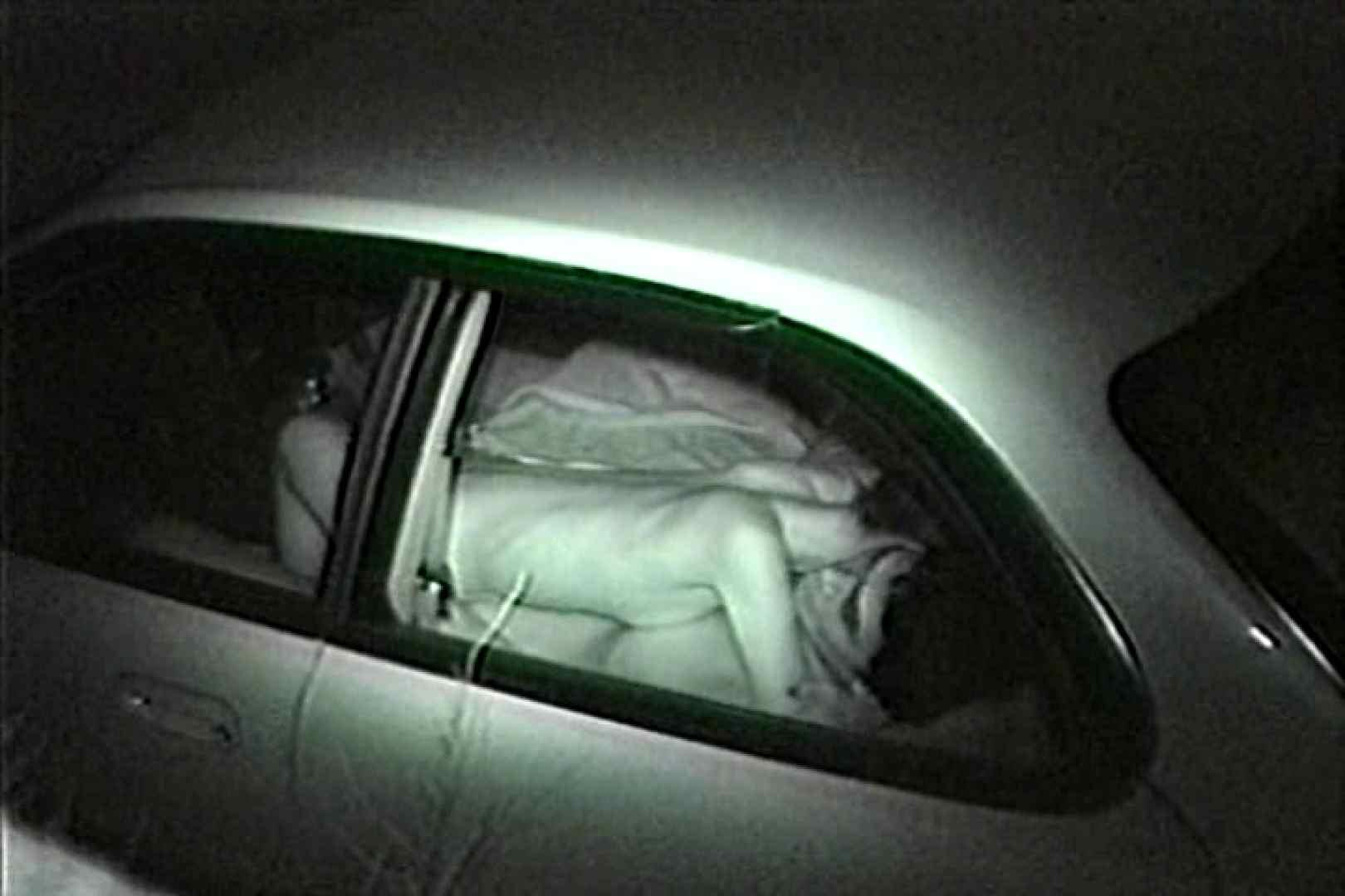 車の中はラブホテル 無修正版  Vol.7 接写 AV無料動画キャプチャ 84pic 2