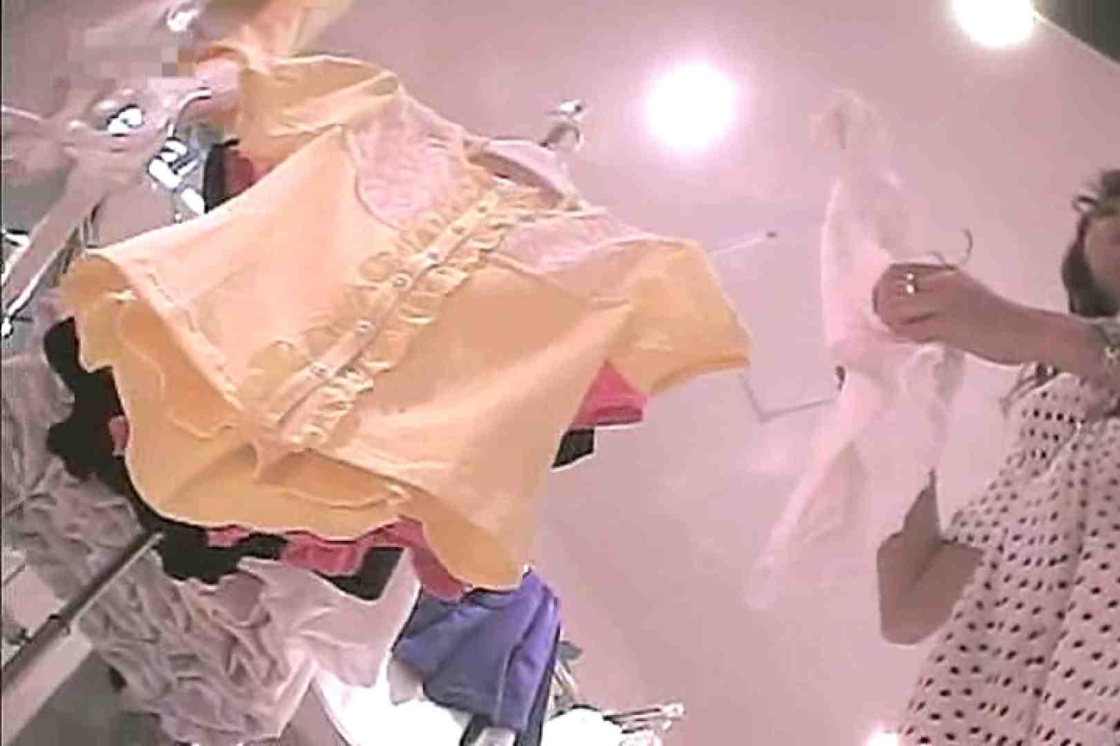ショップ店員のパンチラアクシデント Vol.8 チラ歓迎 | 美しいOLの裸体  103pic 1