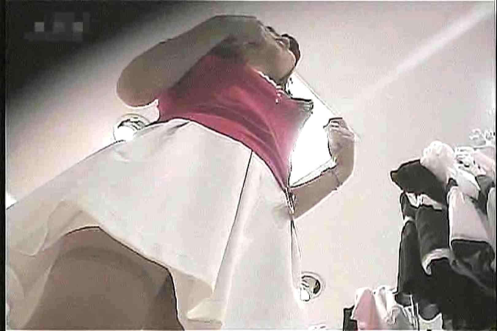 ショップ店員のパンチラアクシデント Vol.13 ミニスカート おまんこ動画流出 94pic 14