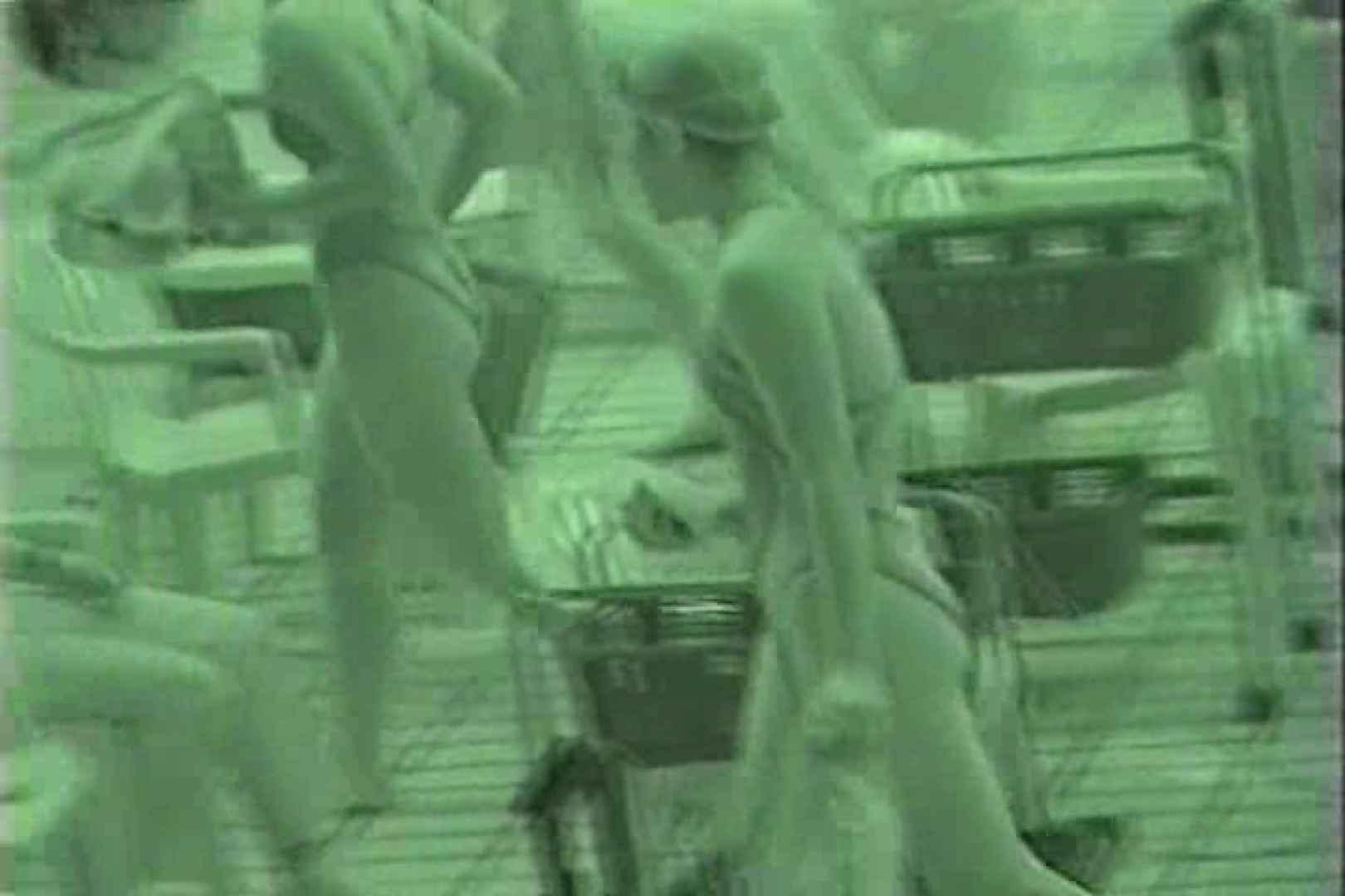 エッチ 熟女|スケスケ競泳水着(ライティング)Vol.7|ピープフォックス(盗撮狐)