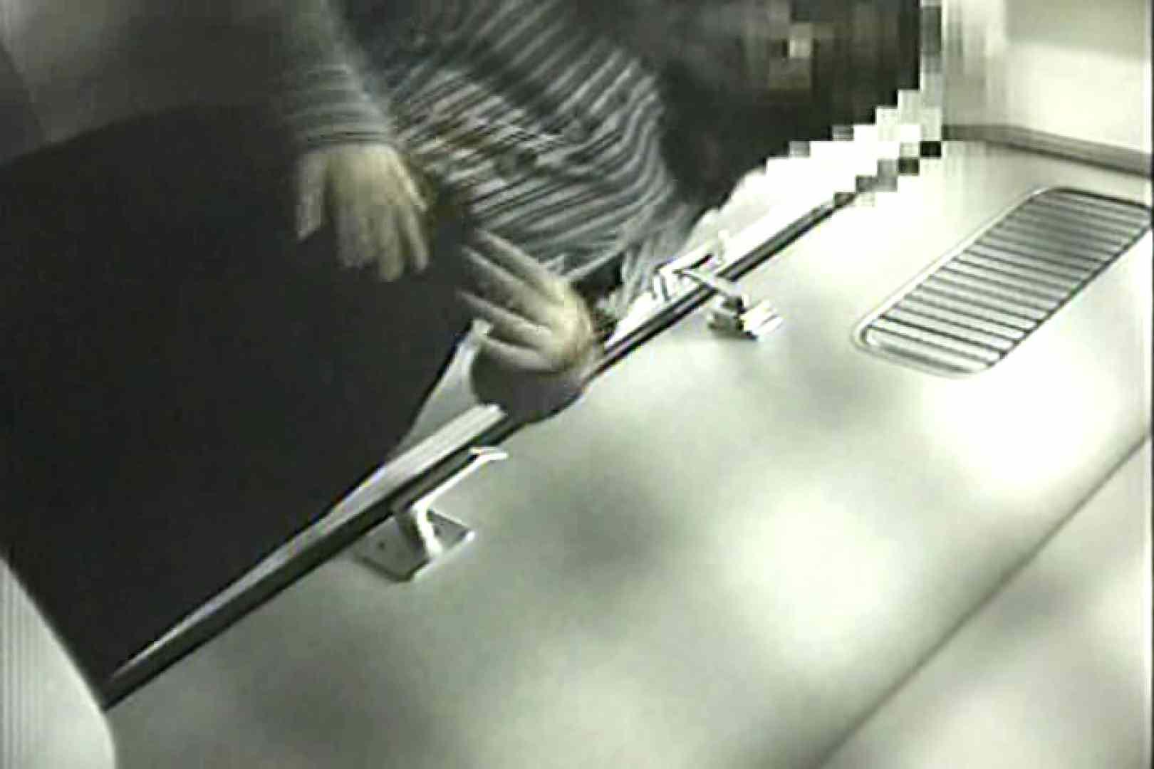 車内洗面所盗撮 電車ゆれればお尻もゆれる TK-98 盗撮師作品 オメコ動画キャプチャ 101pic 12