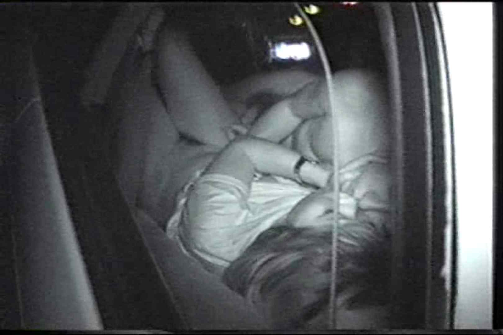 MASAさんの待ち伏せ撮り! 赤外線カーセックスVol.2 カーセックス オメコ無修正動画無料 83pic 7