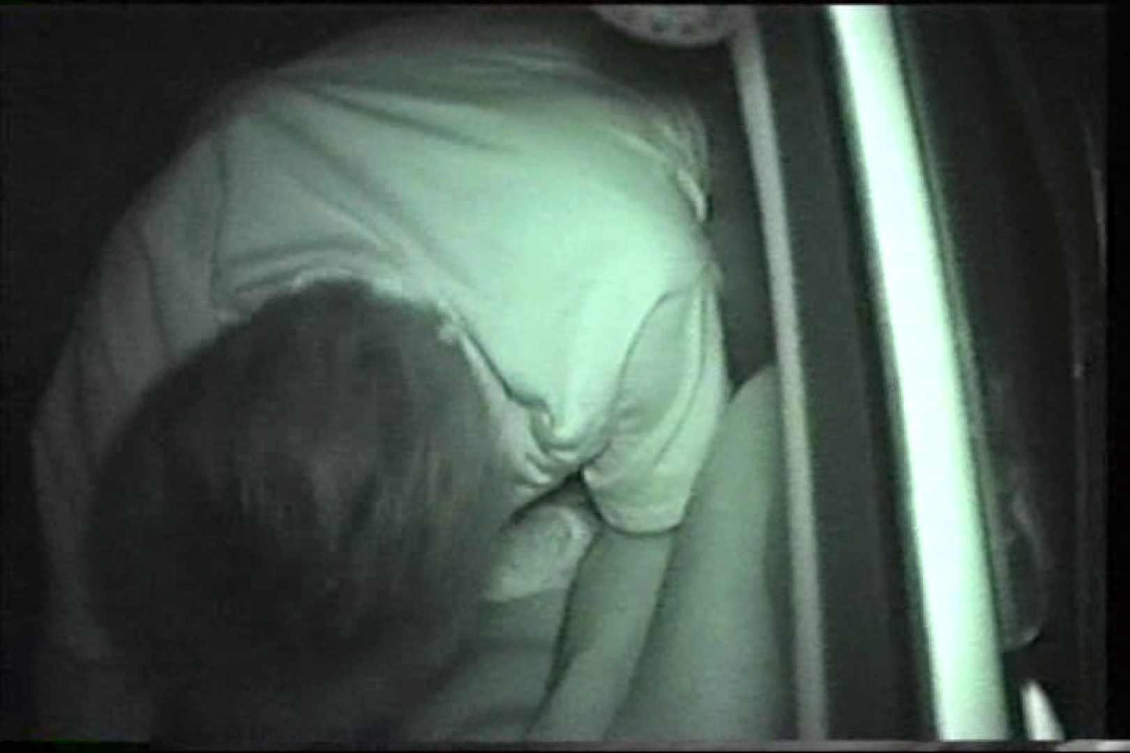 MASAさんの待ち伏せ撮り! 赤外線カーセックスVol.2 ホテル隠し撮り 戯れ無修正画像 83pic 28