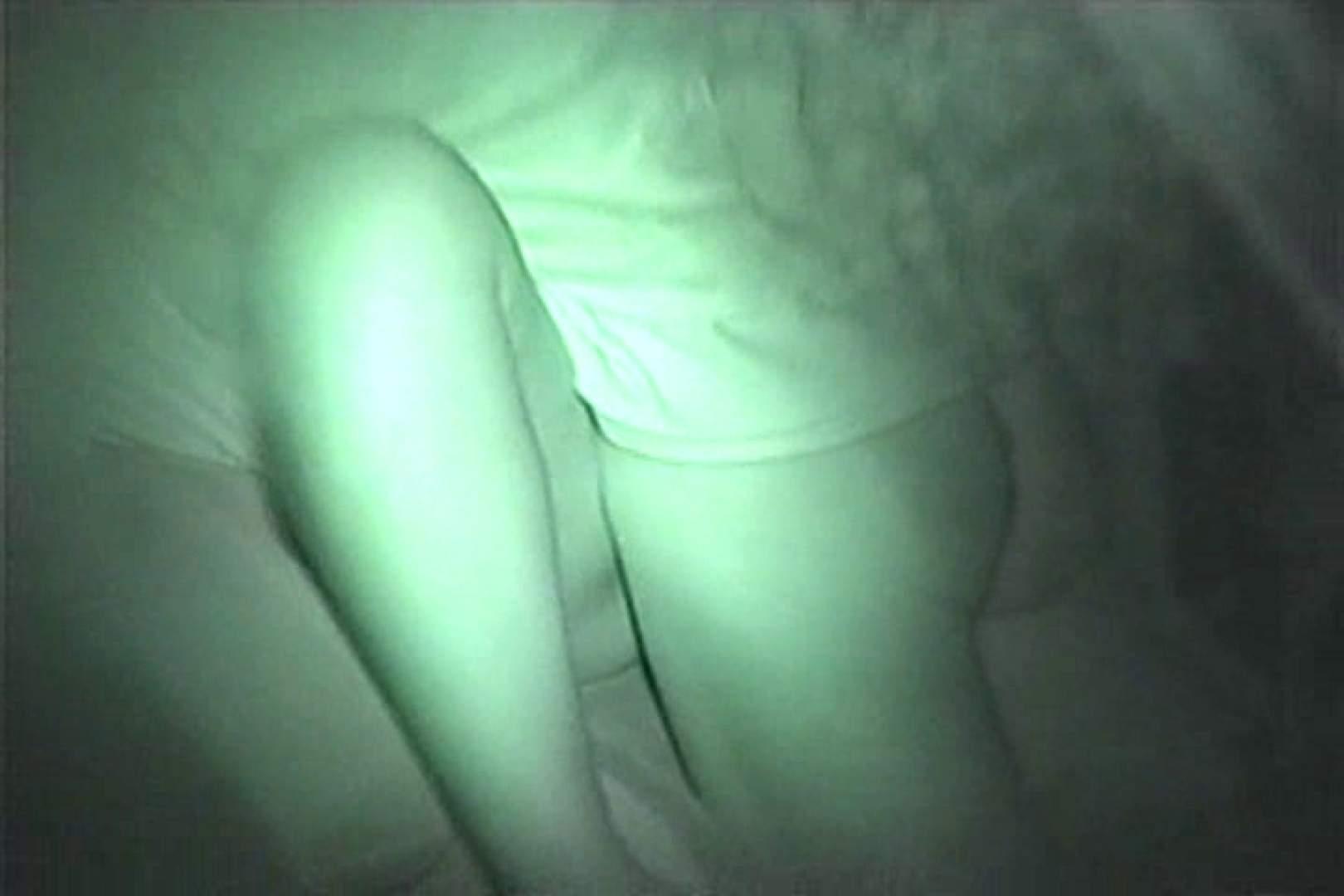 MASAさんの待ち伏せ撮り! 赤外線カーセックスVol.17 美しいOLの裸体 盗撮動画紹介 70pic 11