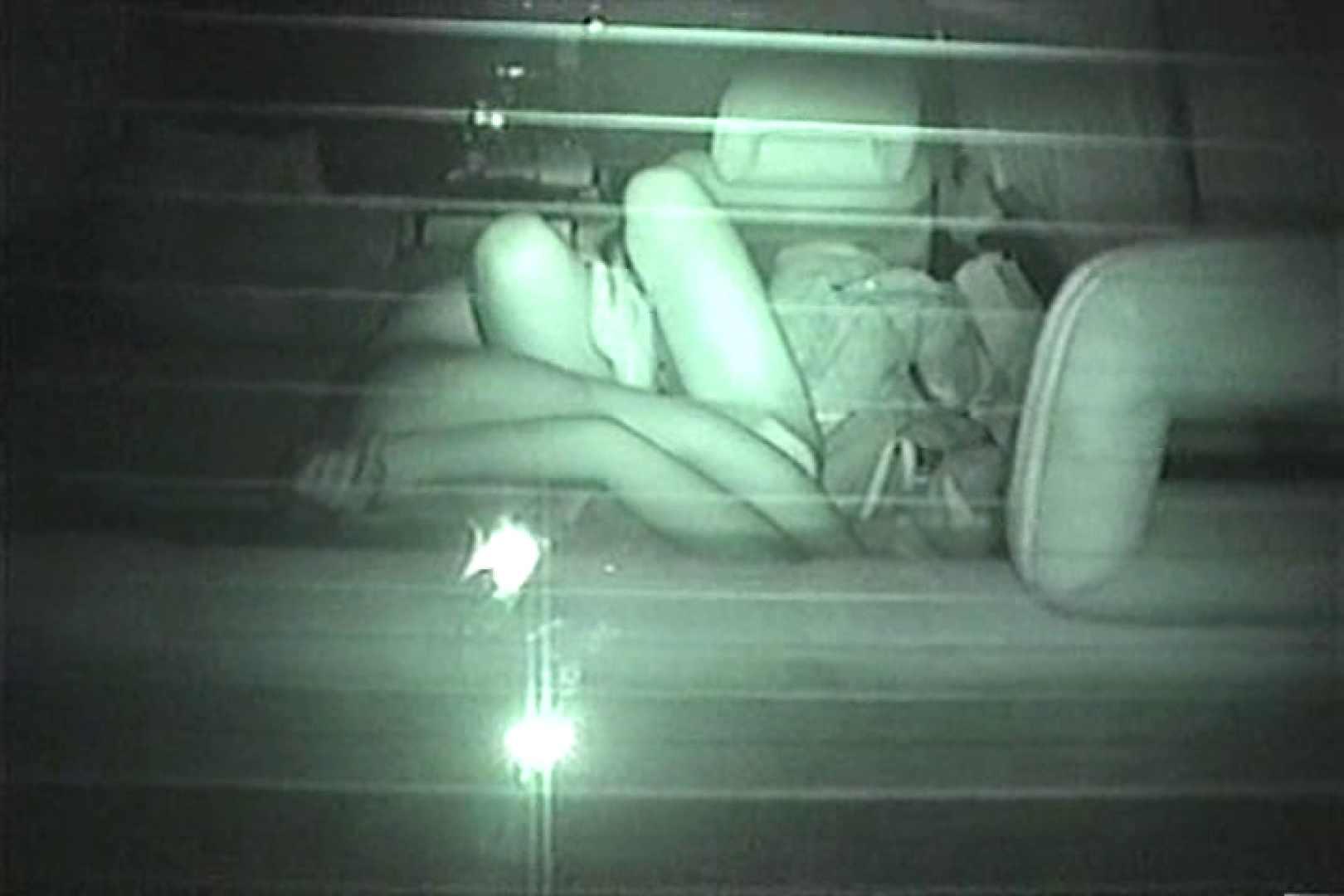MASAさんの待ち伏せ撮り! 赤外線カーセックスVol.17 美しいOLの裸体 盗撮動画紹介 70pic 29