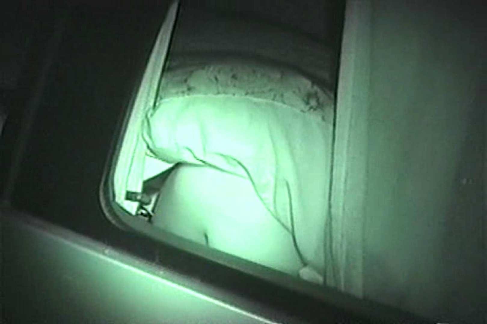 MASAさんの待ち伏せ撮り! 赤外線カーセックスVol.17 美しいOLの裸体 盗撮動画紹介 70pic 47