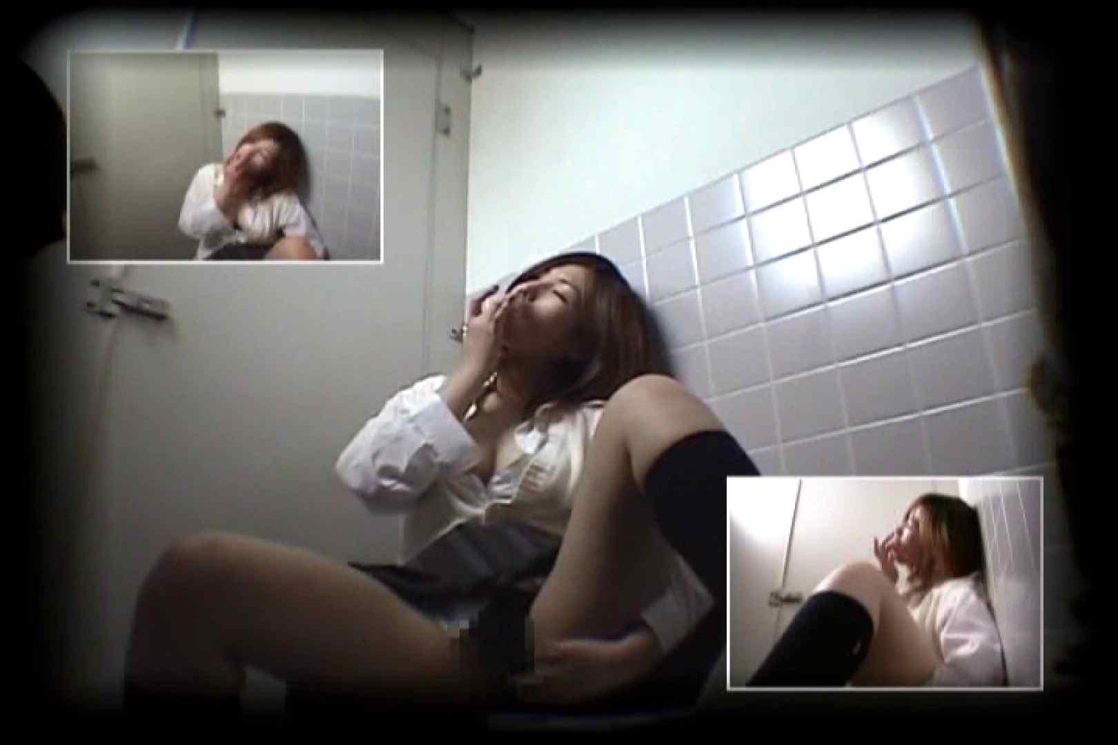 自慰天国女子洗面所Vol.3 美しいOLの裸体 SEX無修正画像 82pic 12
