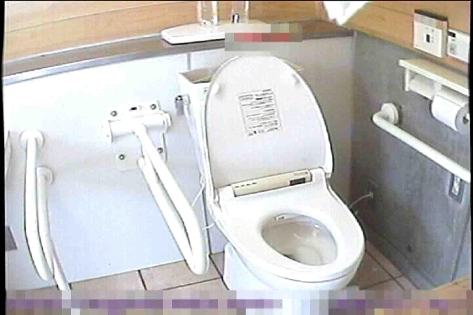 2点盗撮洗面所潜入レポートVol.7 洋式固定カメラ編 盗撮師作品   美しいOLの裸体  91pic 31