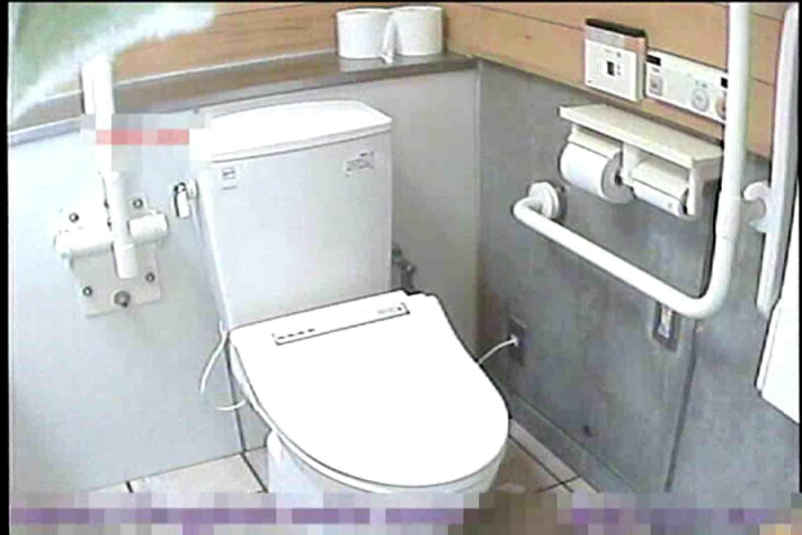 2点盗撮洗面所潜入レポートVol.7 洋式固定カメラ編 盗撮師作品   美しいOLの裸体  91pic 85