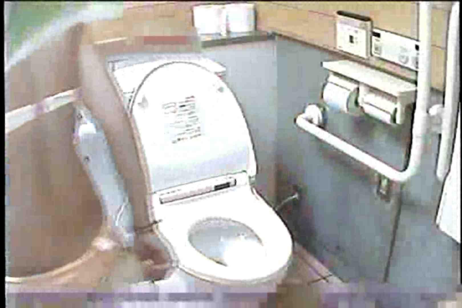 2点盗撮洗面所潜入レポートVol.7 洋式固定カメラ編 カップル おまんこ動画流出 91pic 89