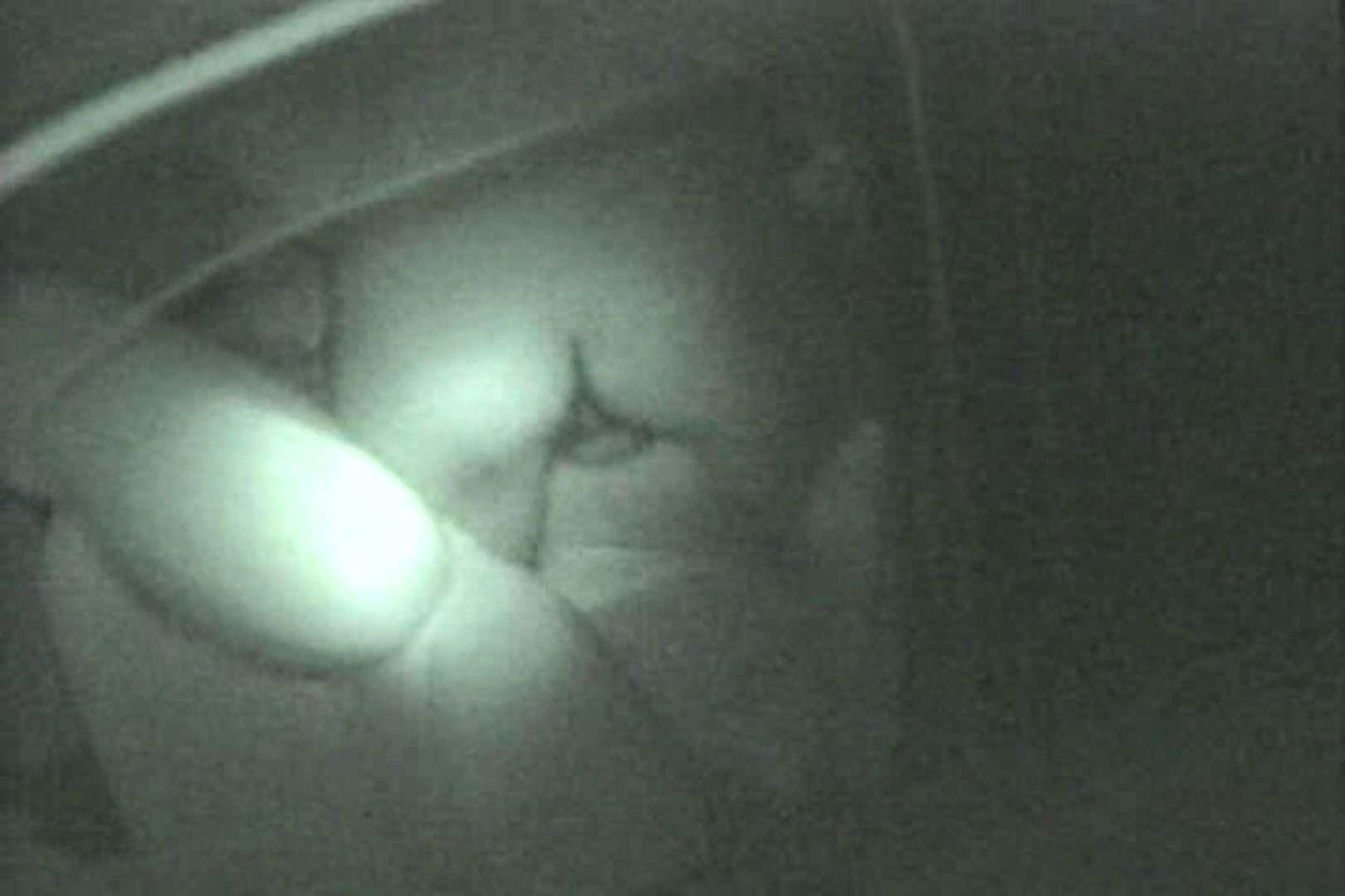 蔵出し!!赤外線カーセックスVol.14 美しいOLの裸体 ワレメ無修正動画無料 101pic 16