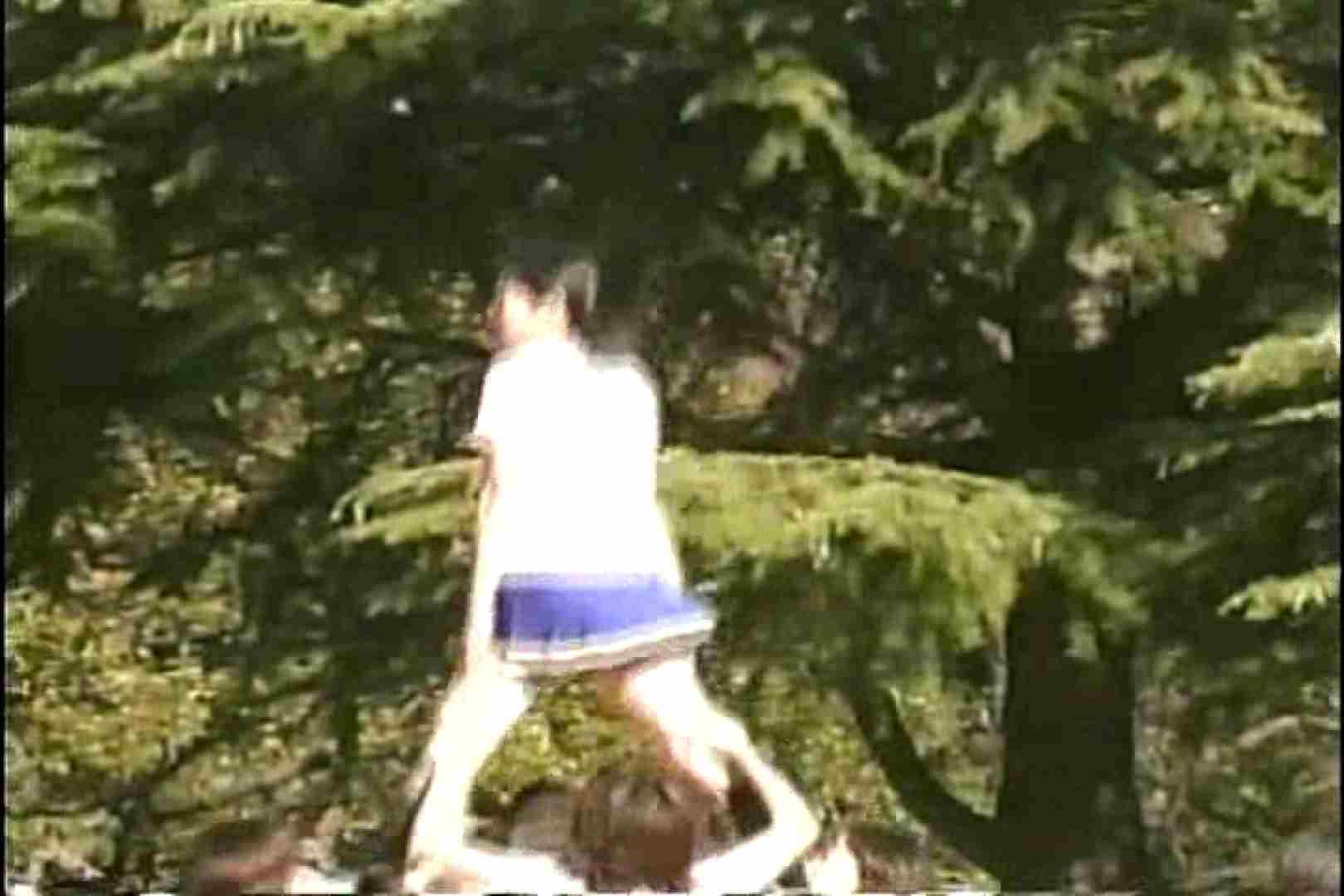 エッチ 熟女|究極の盗撮 チア!着替え・公園覗きKM113|ピープフォックス(盗撮狐)