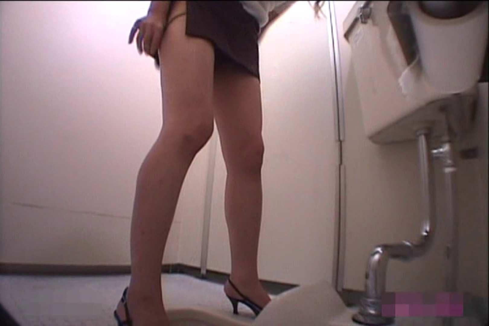 女性達の個室内心理学入門編Vol.2 洗面所突入 ワレメ動画紹介 79pic 5