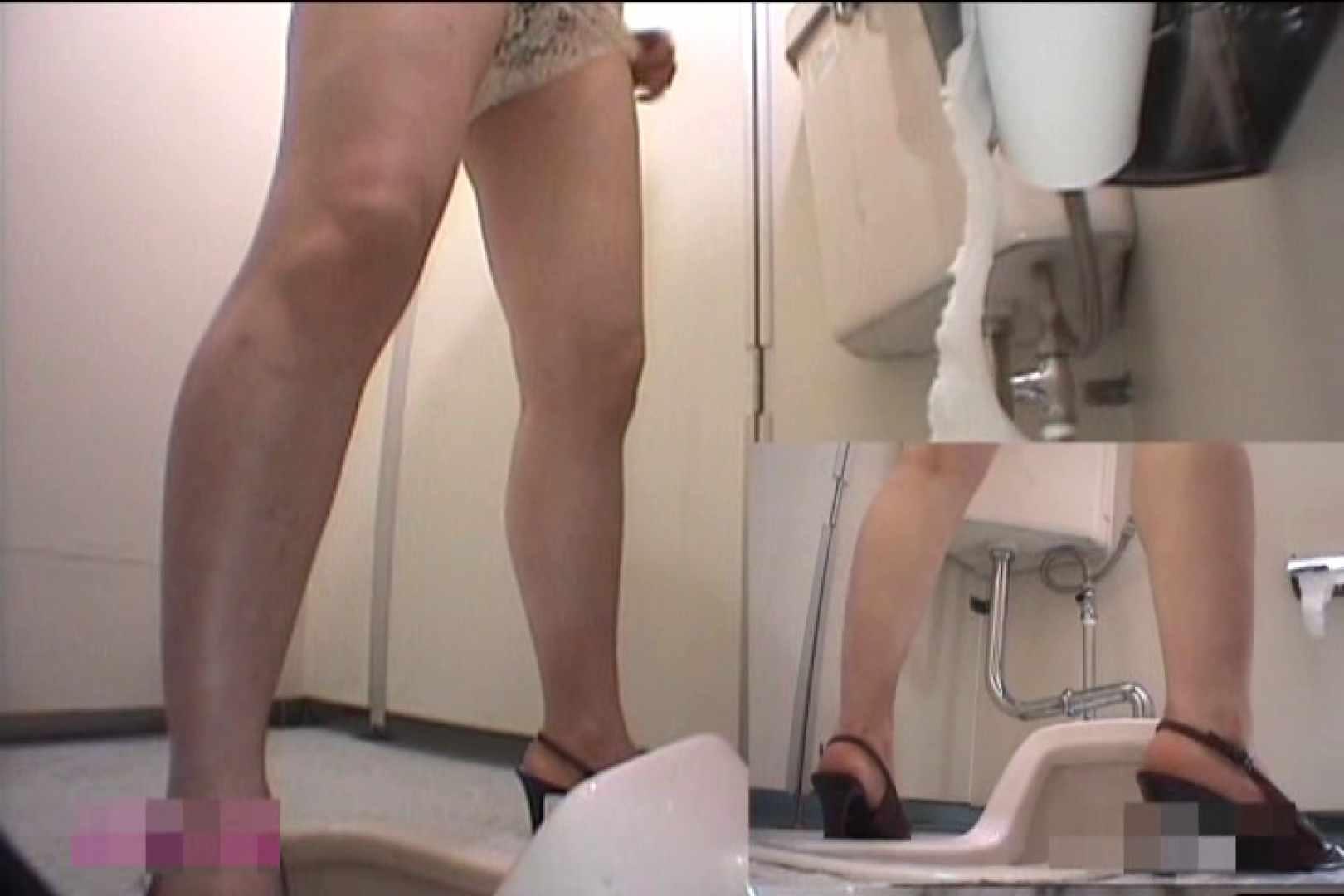 女性達の個室内心理学入門編Vol.2 肛門丸見え   美しいOLの裸体  79pic 46