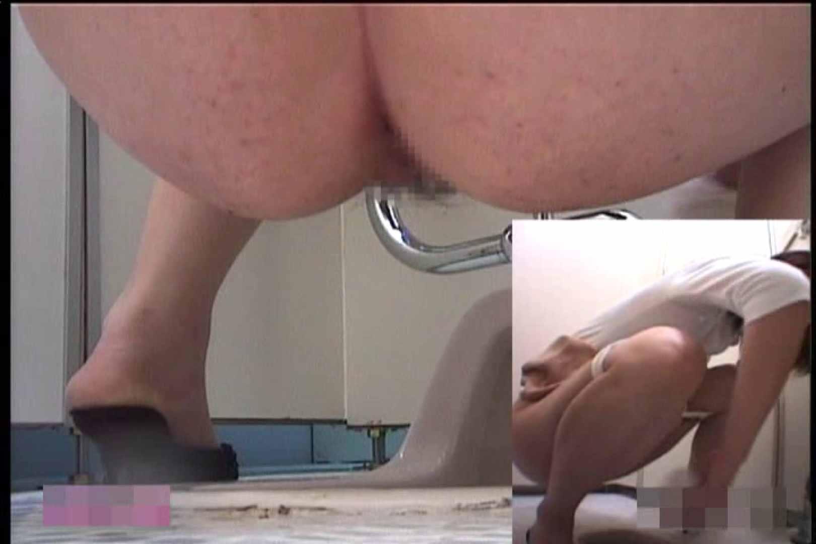 女性達の個室内心理学入門編Vol.4 マンコ・ムレムレ   美しいOLの裸体  74pic 13