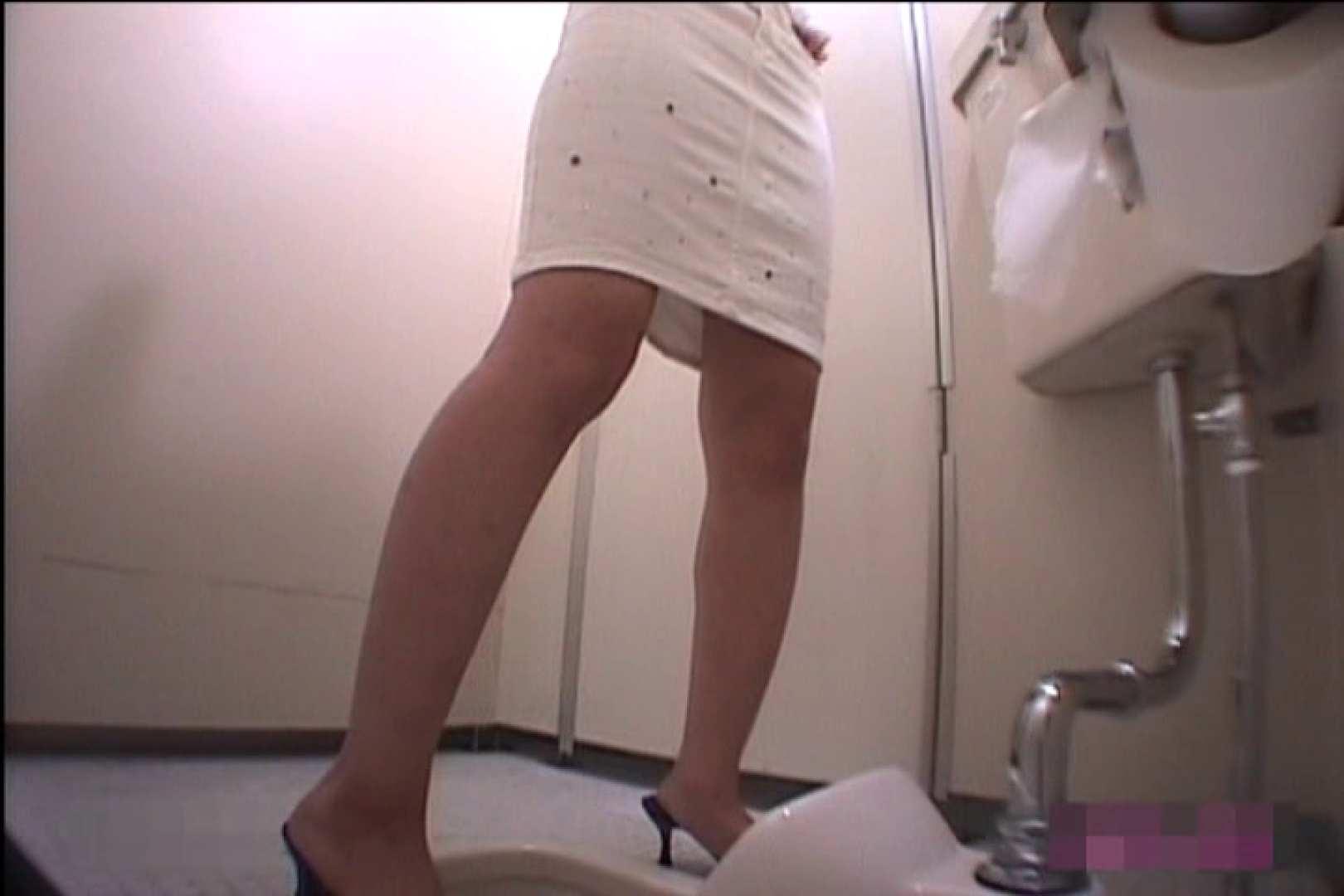 女性達の個室内心理学入門編Vol.4 マンコ・ムレムレ   美しいOLの裸体  74pic 43