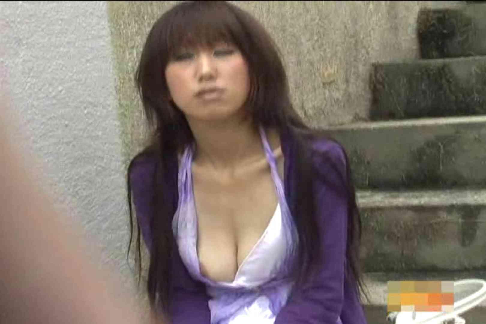 大胆露出胸チラギャル大量発生中!!Vol.1 チラ歓迎 性交動画流出 103pic 76