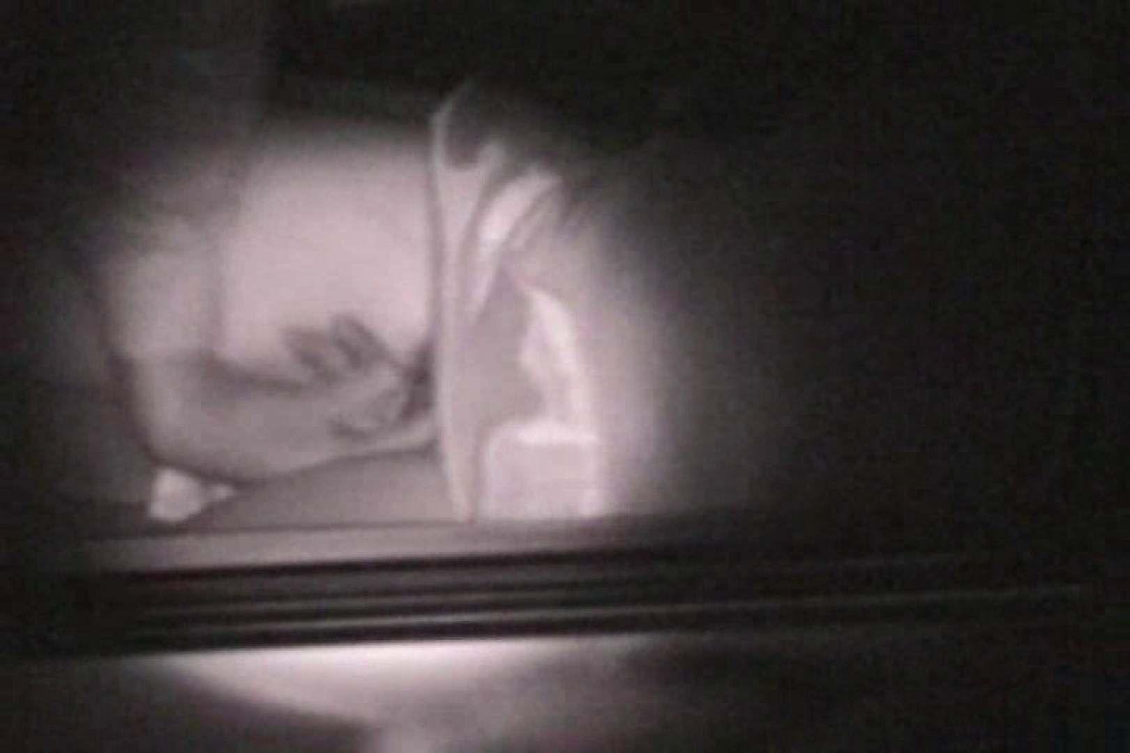 蔵出し!!赤外線カーセックスVol.23 美しいOLの裸体 オマンコ動画キャプチャ 82pic 32