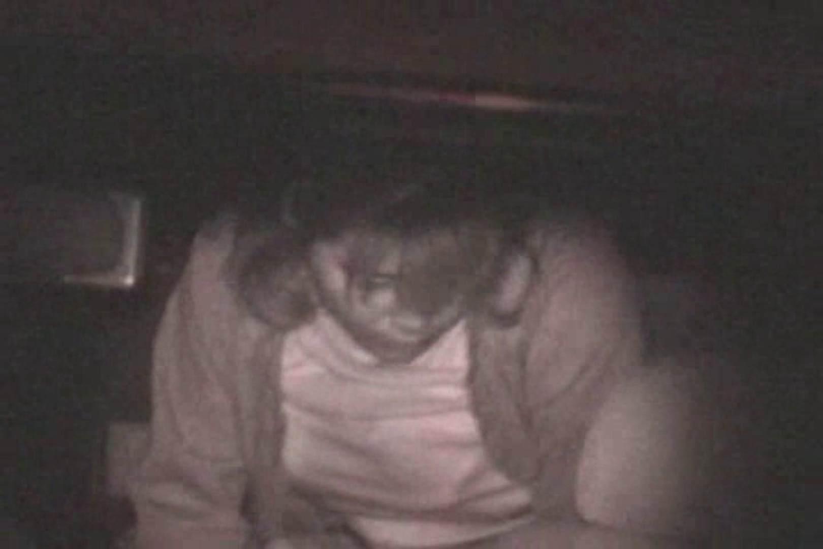 蔵出し!!赤外線カーセックスVol.23 美しいOLの裸体 オマンコ動画キャプチャ 82pic 67