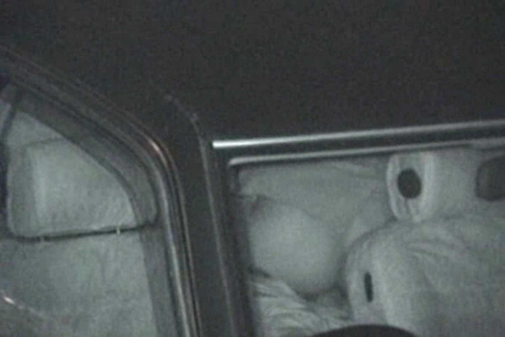 蔵出し!!赤外線カーセックスVol.25 美しいOLの裸体 のぞき動画画像 86pic 56