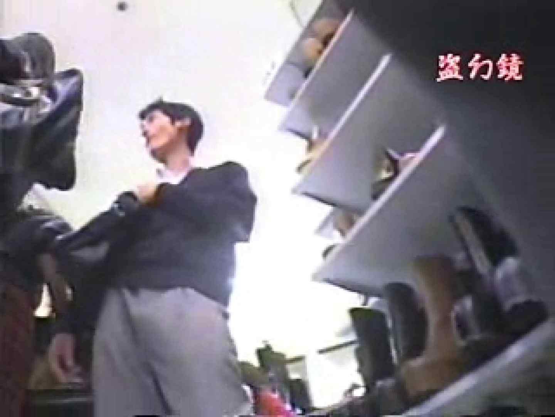 エッチ 熟女 素晴らしき靴屋の世界 DNK-02 ピープフォックス(盗撮狐)