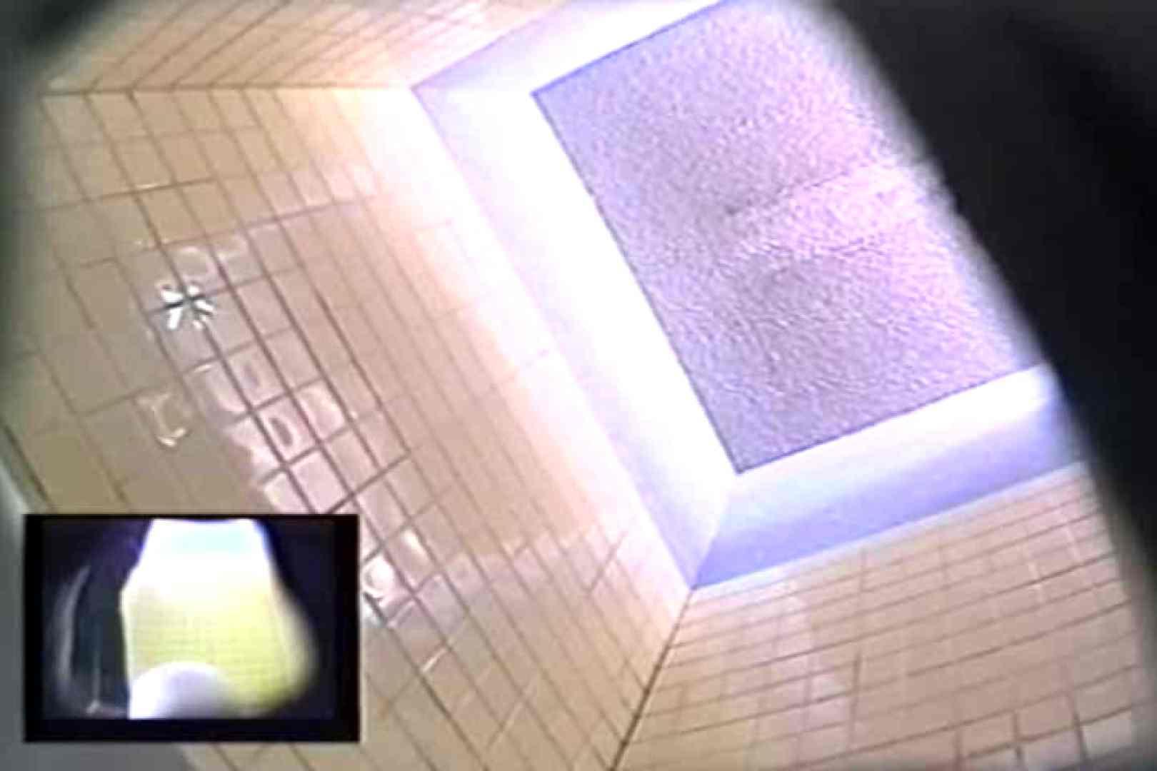 下半身シースルー洗面所Vol.1 和式トイレ | マルチアングル  101pic 31