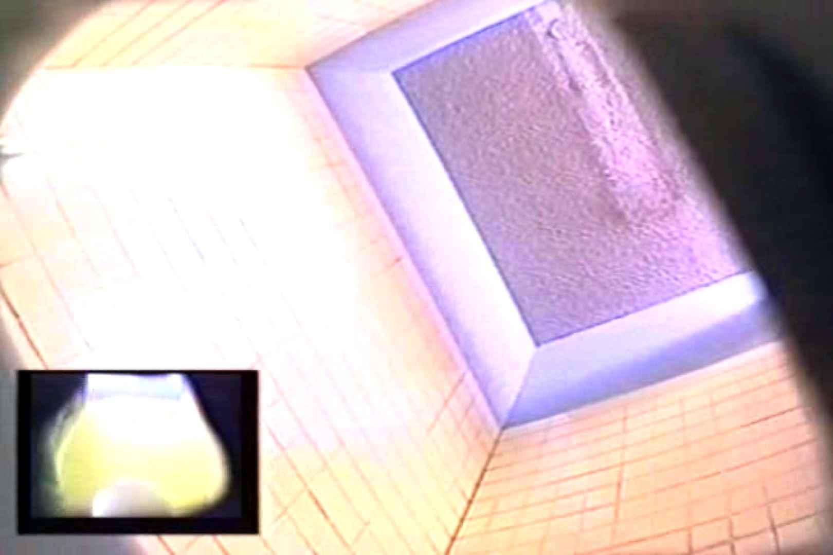下半身シースルー洗面所Vol.1 現役ギャル のぞき動画画像 101pic 75