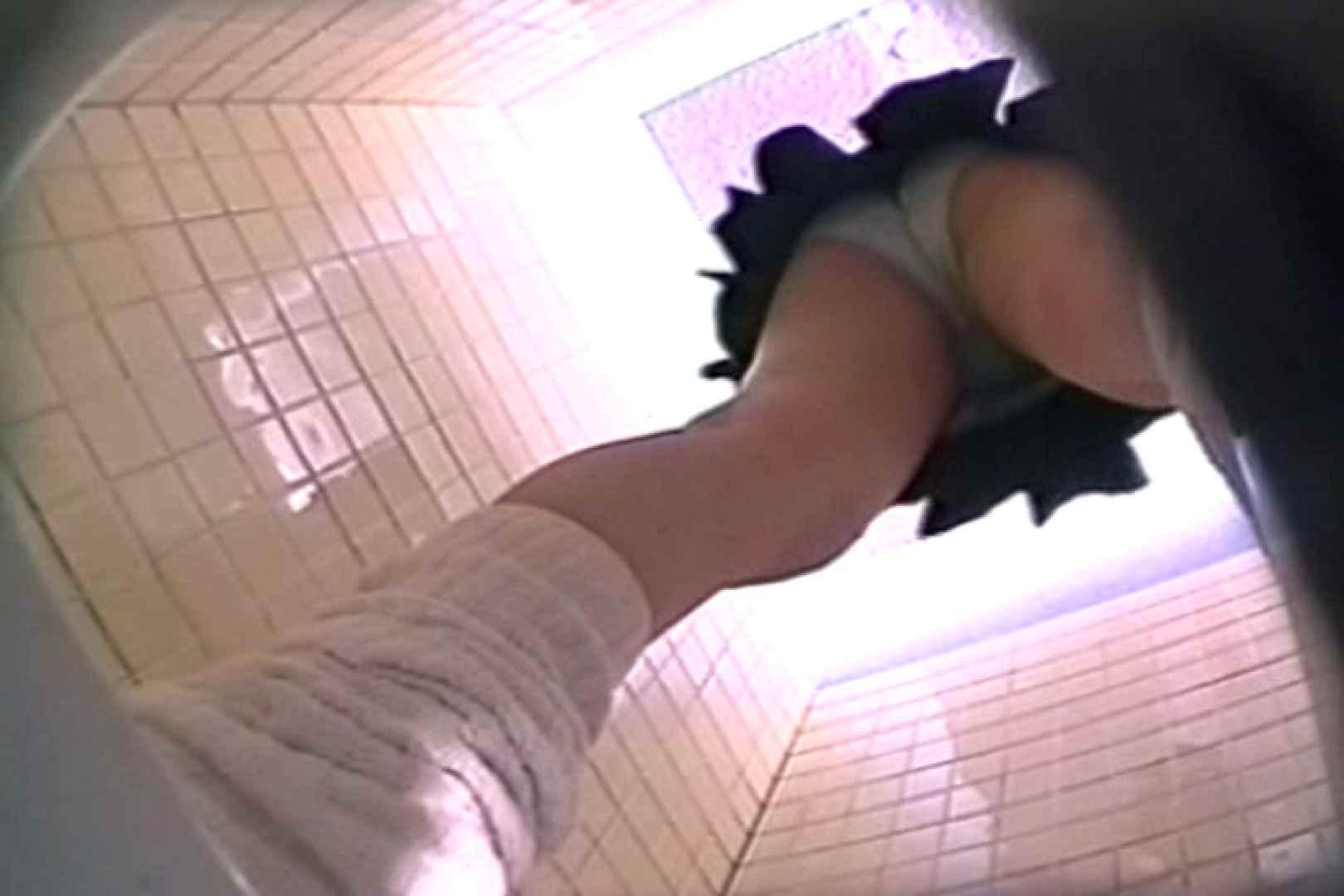 下半身シースルー洗面所Vol.1 現役ギャル のぞき動画画像 101pic 87