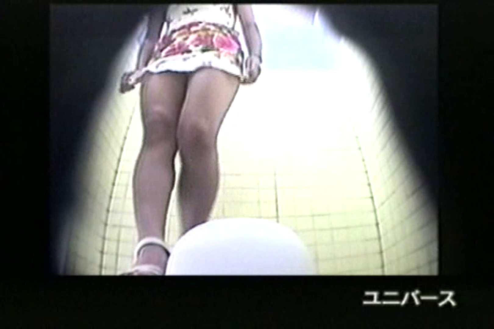 エッチ 熟女 下半身シースルー洗面所Vol.2 ピープフォックス(盗撮狐)
