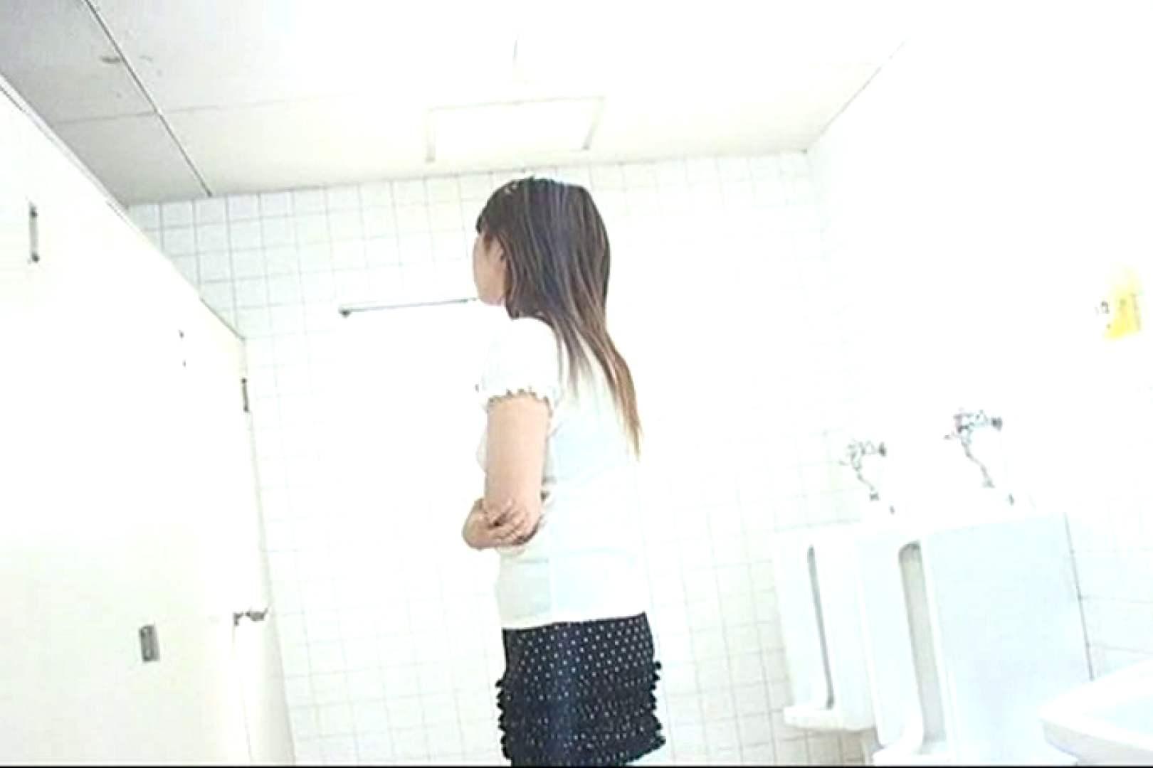 雑居ビル洗面所只今使用禁止中!Vol.3 現役ギャル | 美しいOLの裸体  73pic 61