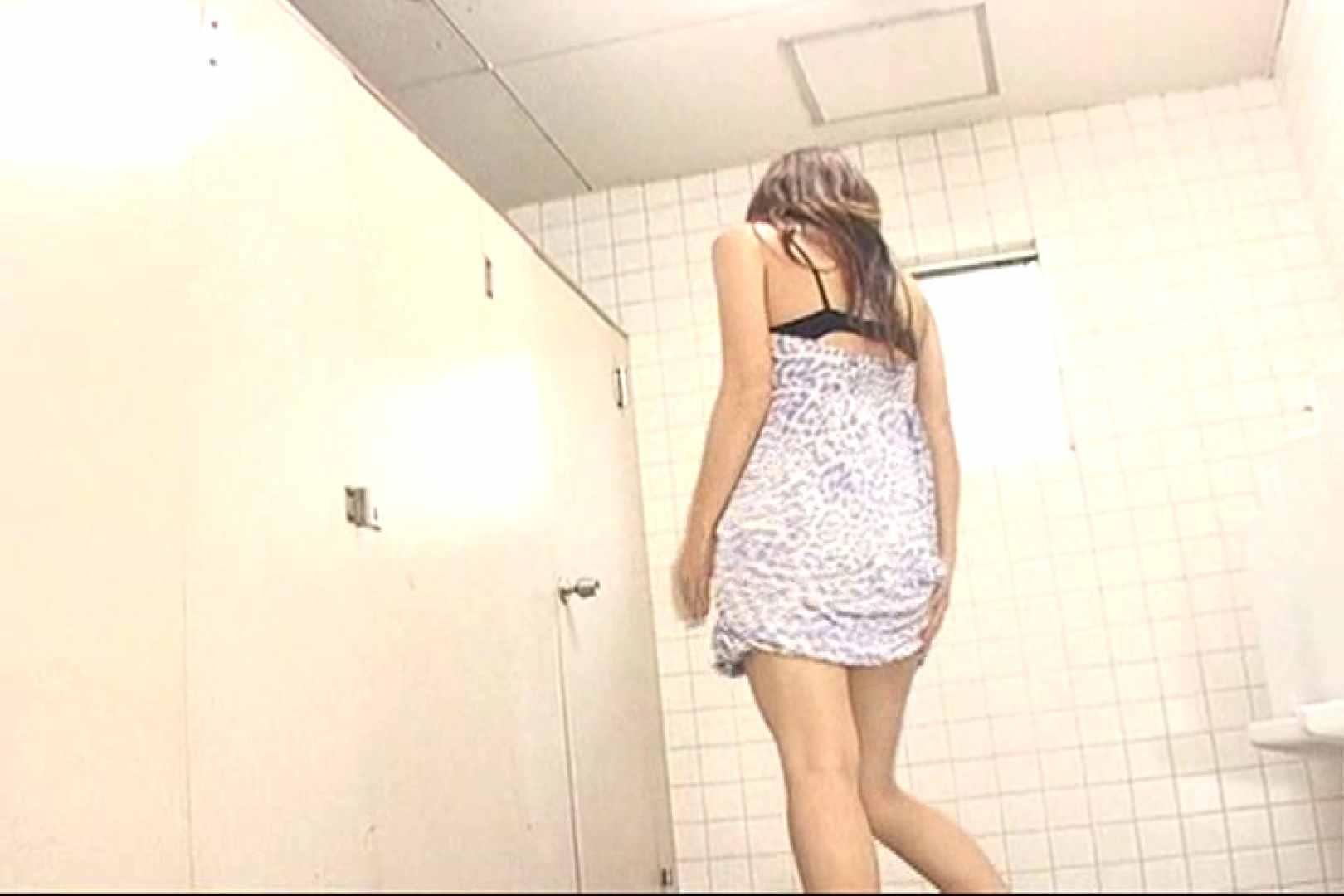 雑居ビル洗面所只今使用禁止中!Vol.4 美しいOLの裸体 AV無料 84pic 50
