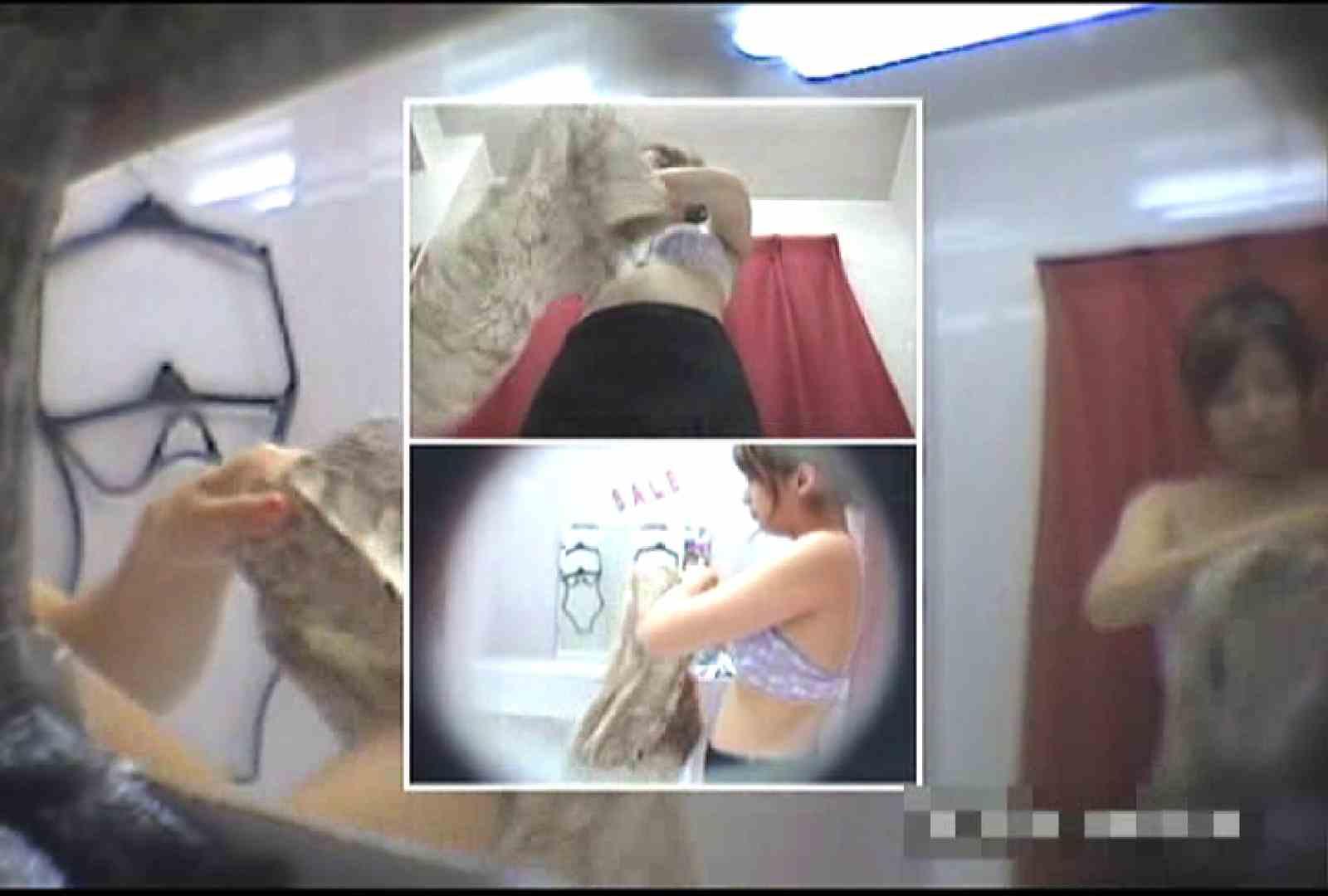 ショップ店長流出!!変態下着を買い漁る女達!Vol.1 裸体 覗きおまんこ画像 88pic 54