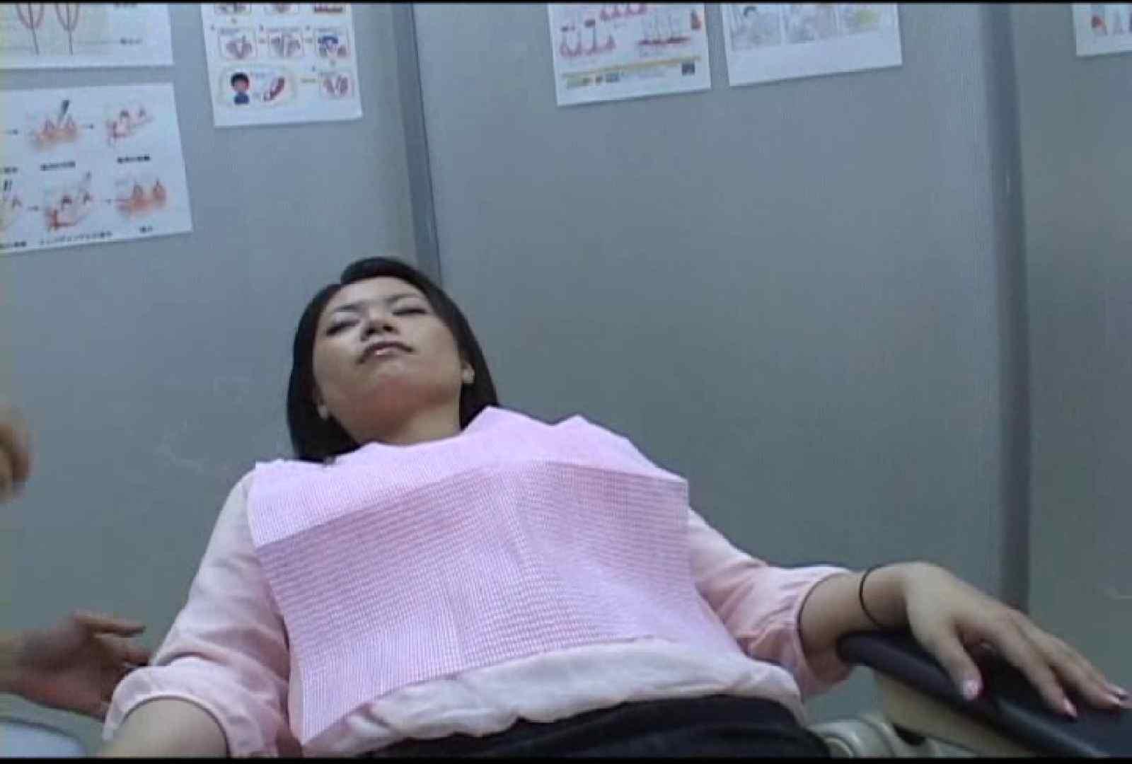看護師が流出させた歯科医院接写パンツVol.6 お姉さん丸裸  83pic 76