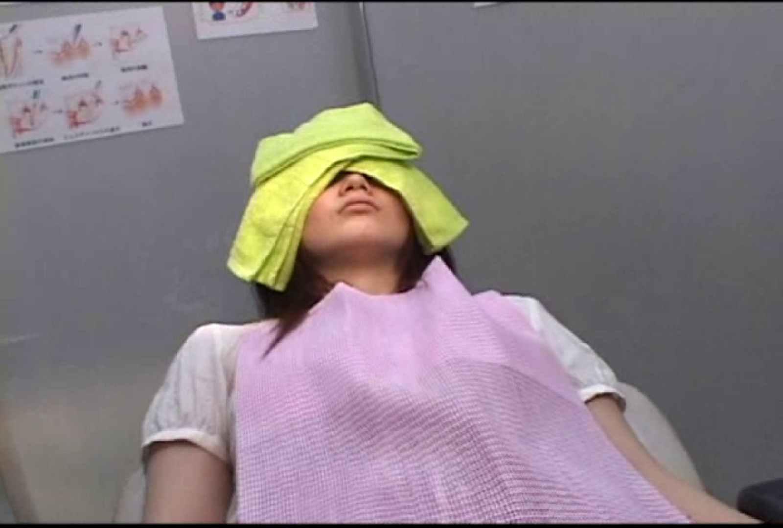看護師が流出させた歯科医院接写パンツVol.7 股間  74pic 33