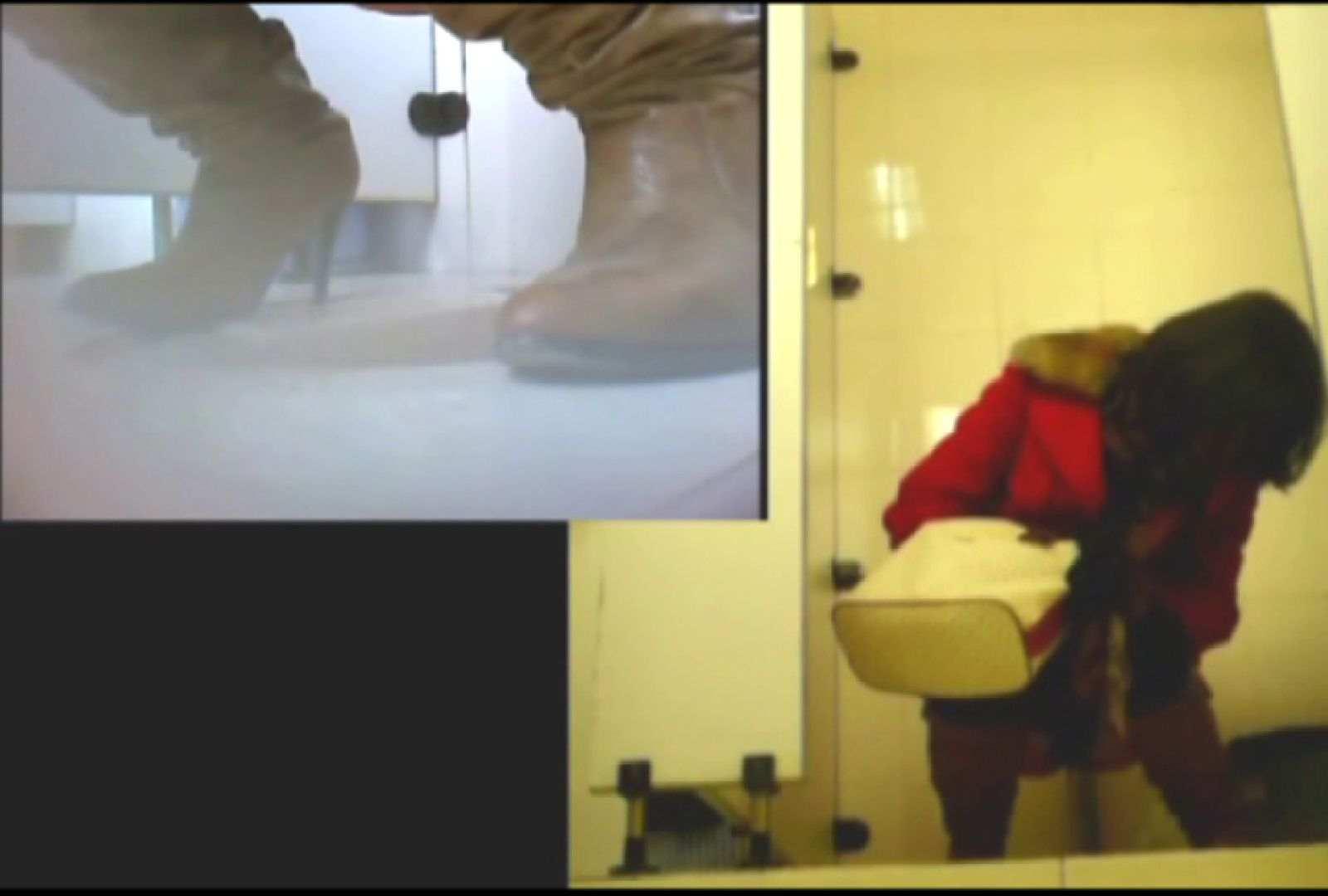 洗面所で暗躍する撮師たちの潜入記Vol.4 洗面所突入 エロ無料画像 107pic 18