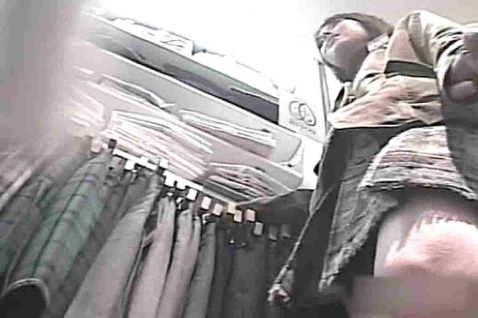 ショップ店員のパンチラアクシデント Vol.15 美しいOLの裸体   覗き  100pic 41